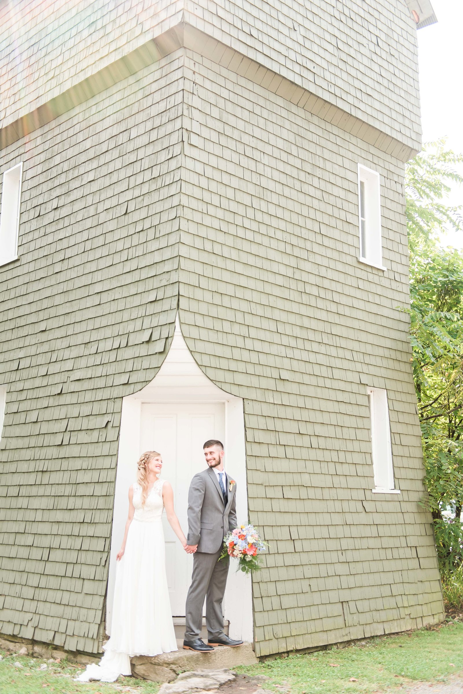 Colorful Wedding at Krippendorf Lodge