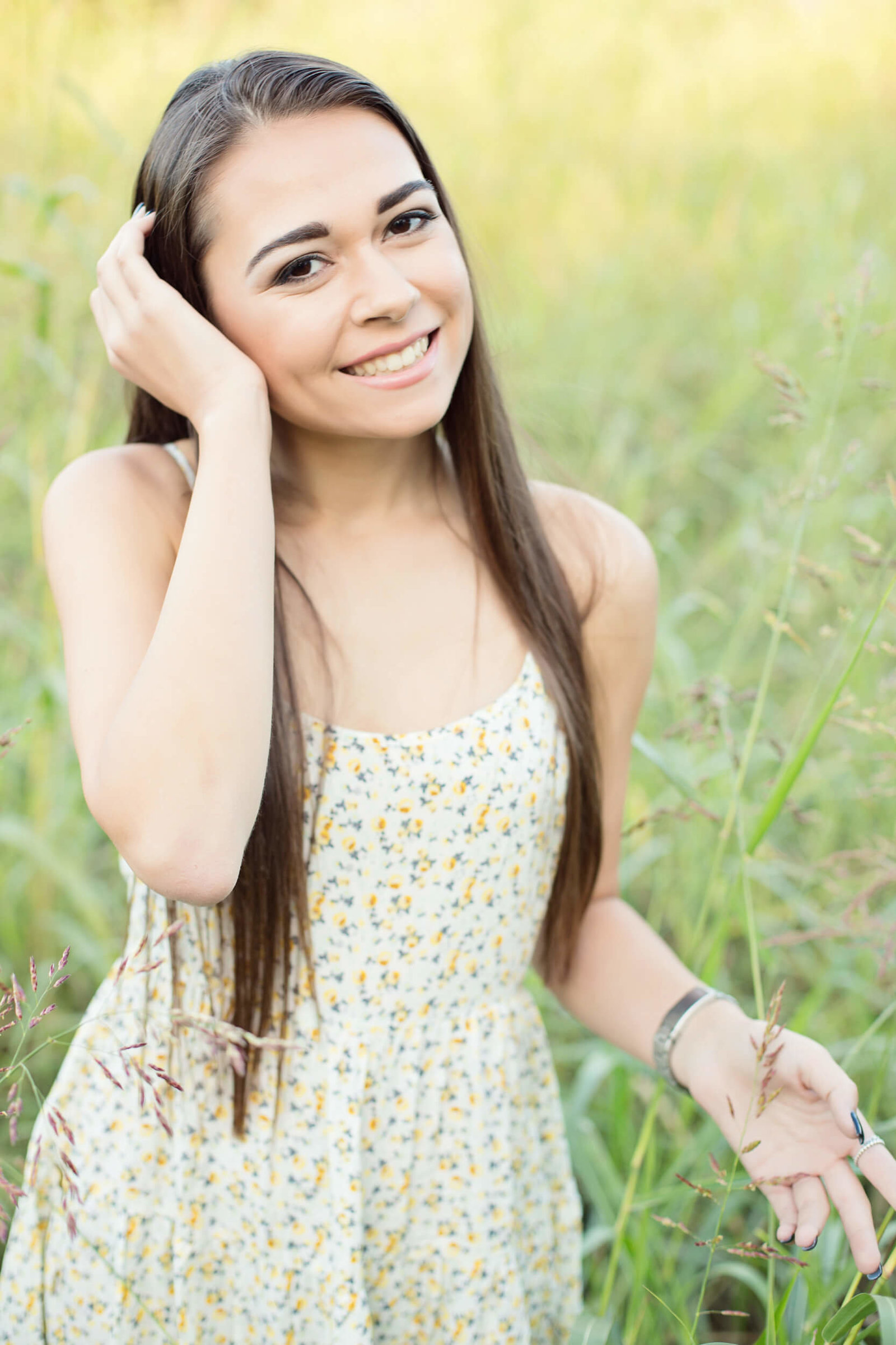 arizona senior girl photography