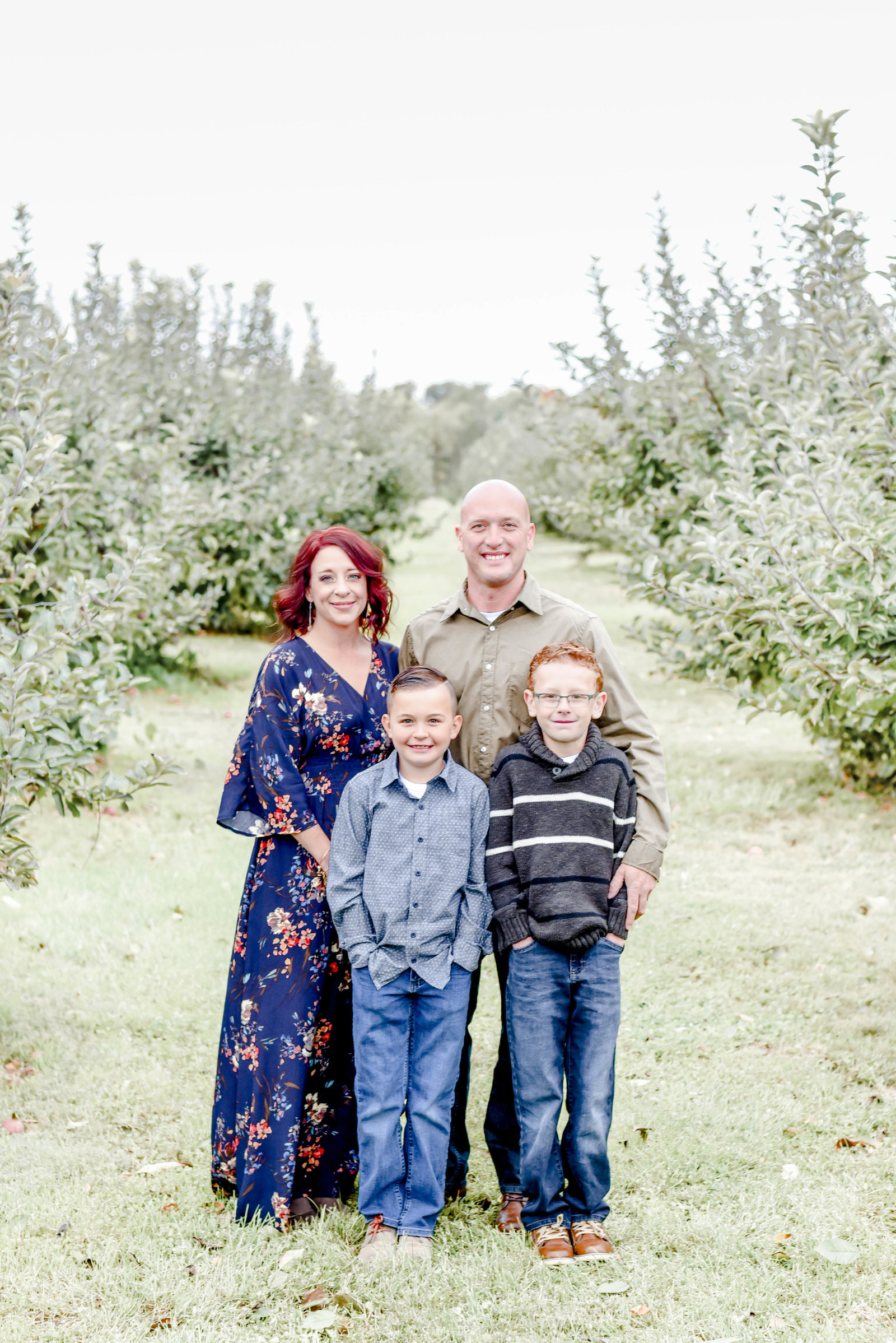 Cassidy Alane Photography-Shaffer Family - Monins Fruit Farm01