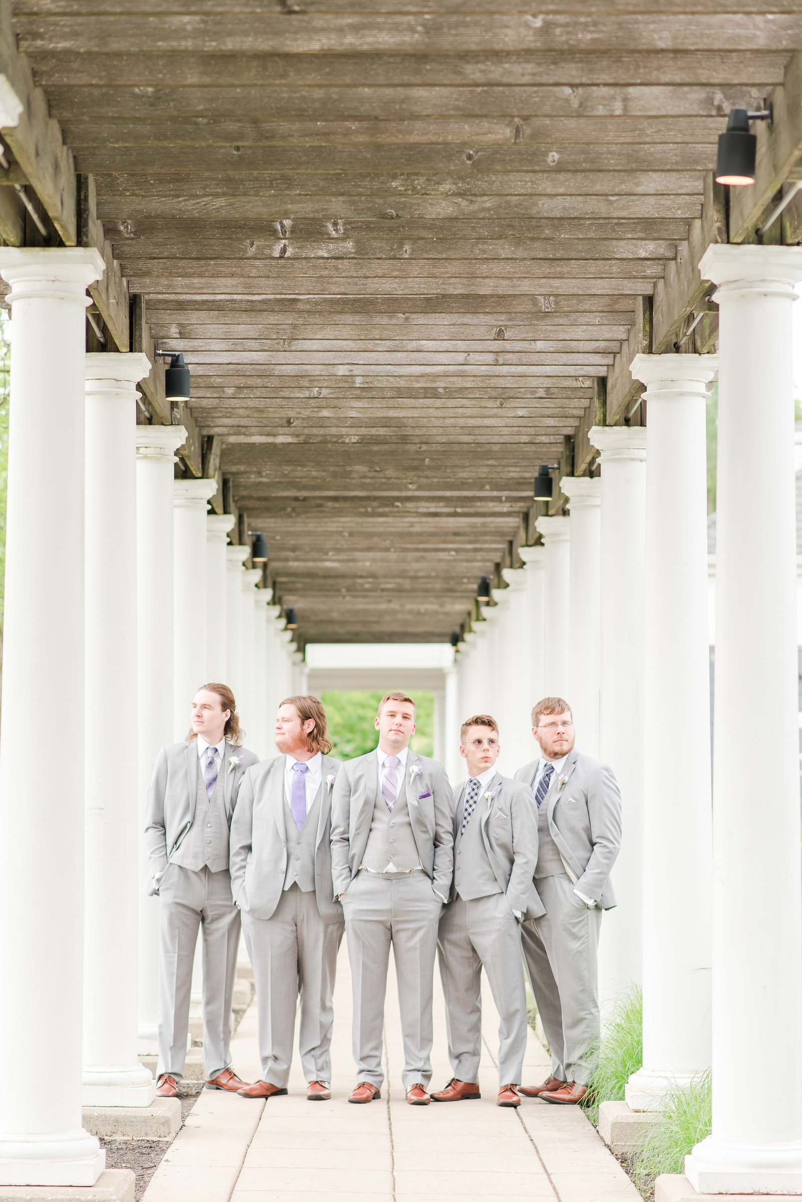 Hawthorns Golf and Country Club Wedding