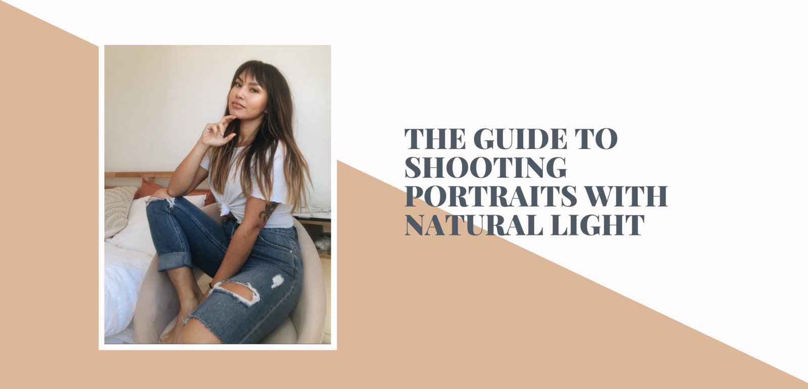 The guide to shooting portraits