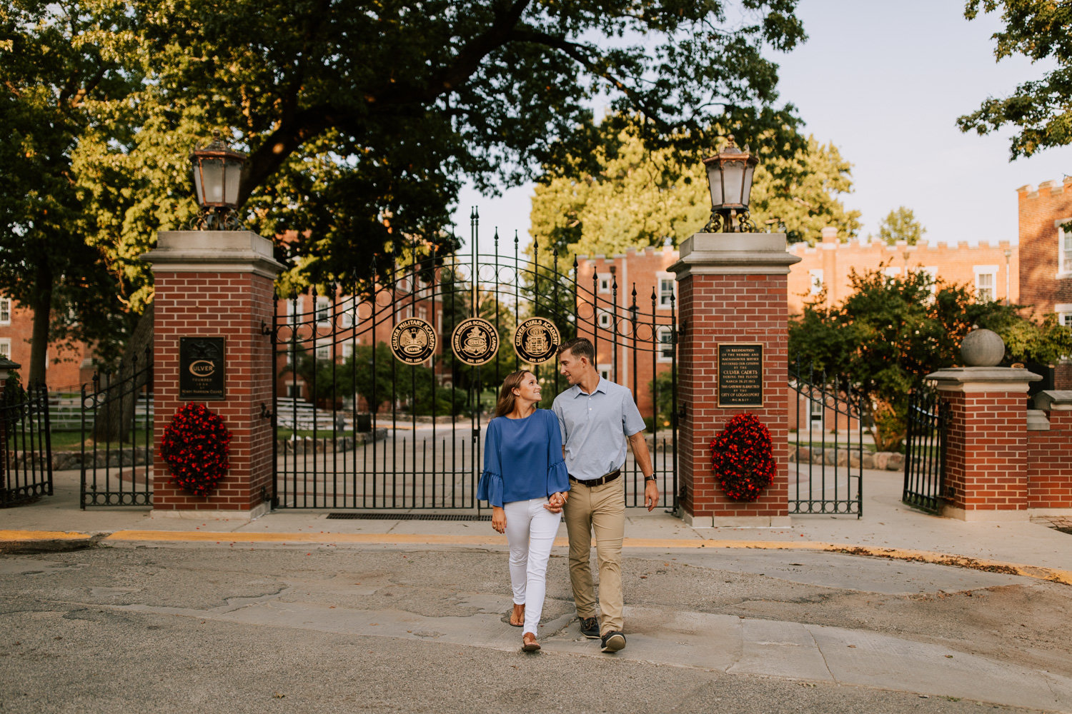Culver-Military-Academy-Engagement-Session-Indiana-11