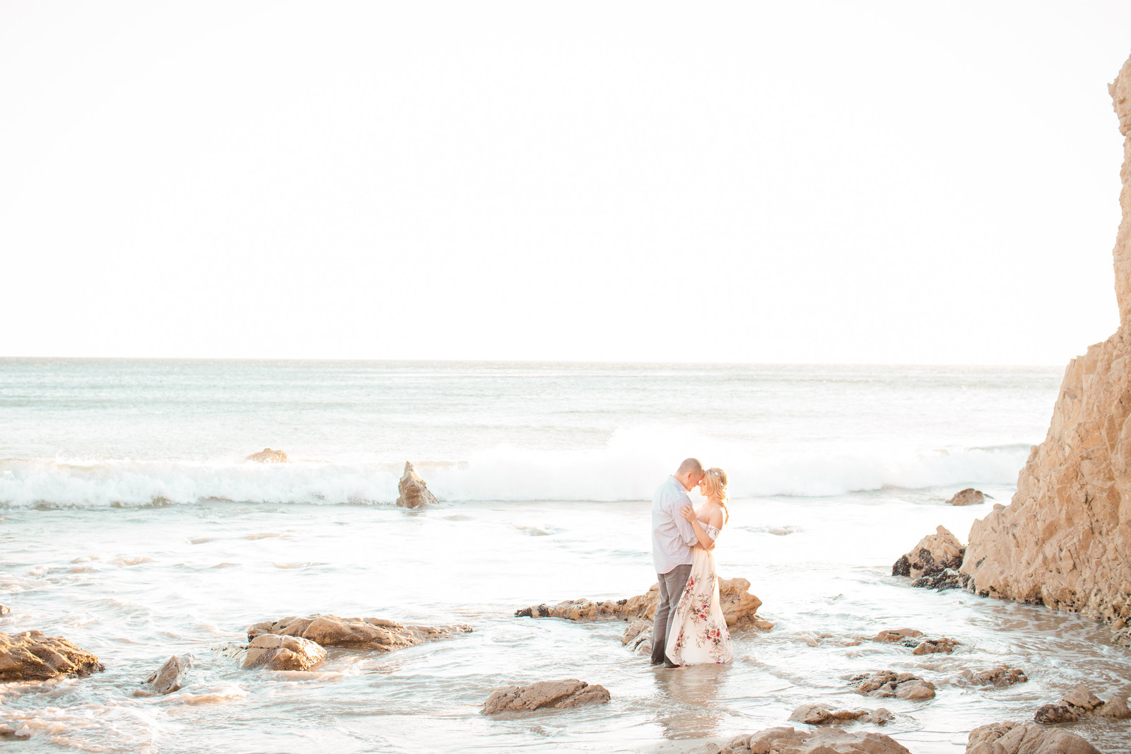 Engagement_Malibu Beach _ 2018 -144