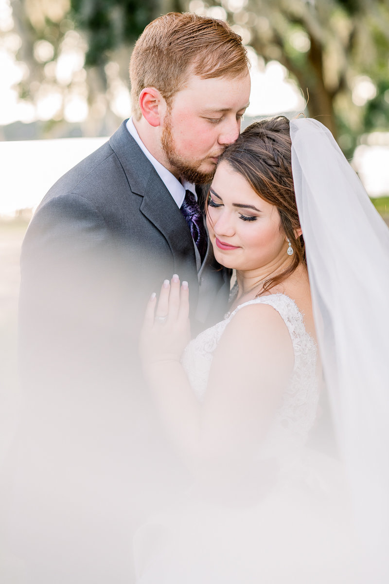 Covington Farm Wedding | Dade City Wedding Photographer | Bridal Portraits-3