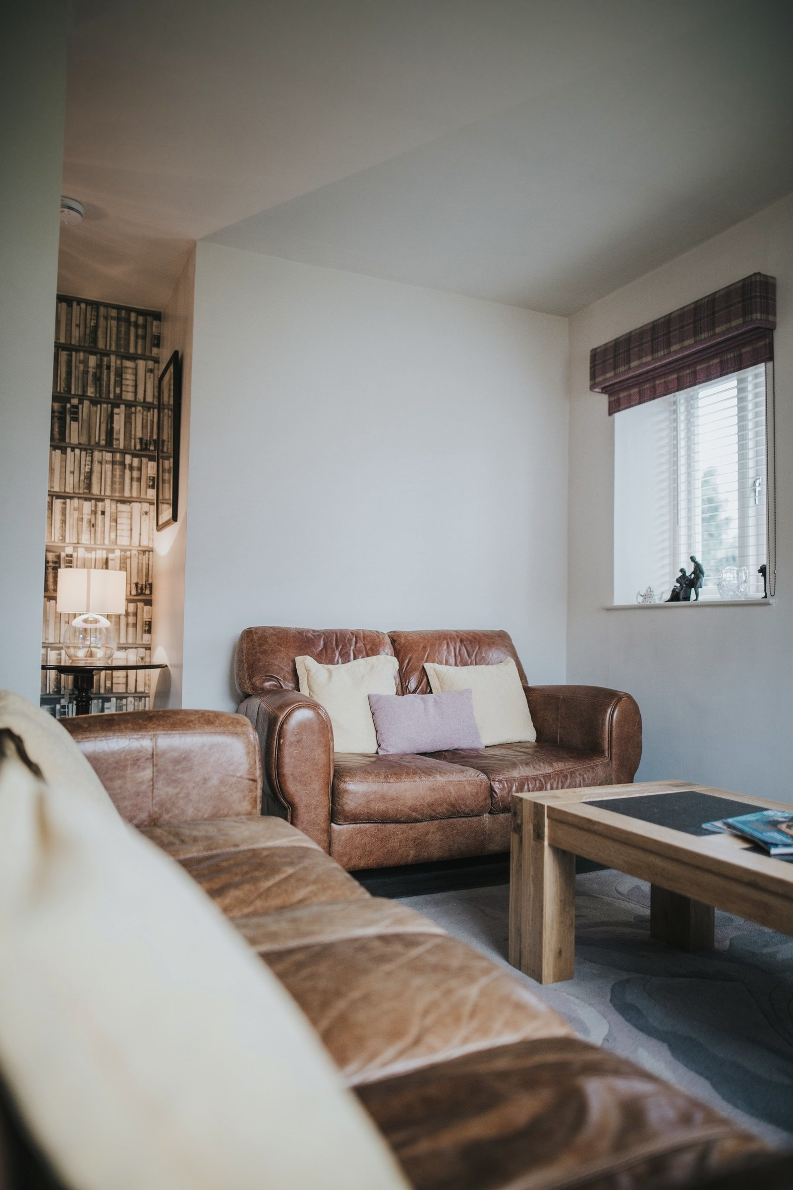 Photograph of The lounge at Baldry's Cottage in Grassmere - Holiday Accommodation in The Lake District