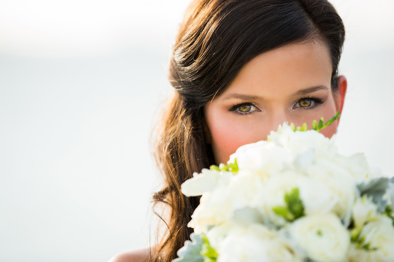 Top bridal portrait poses
