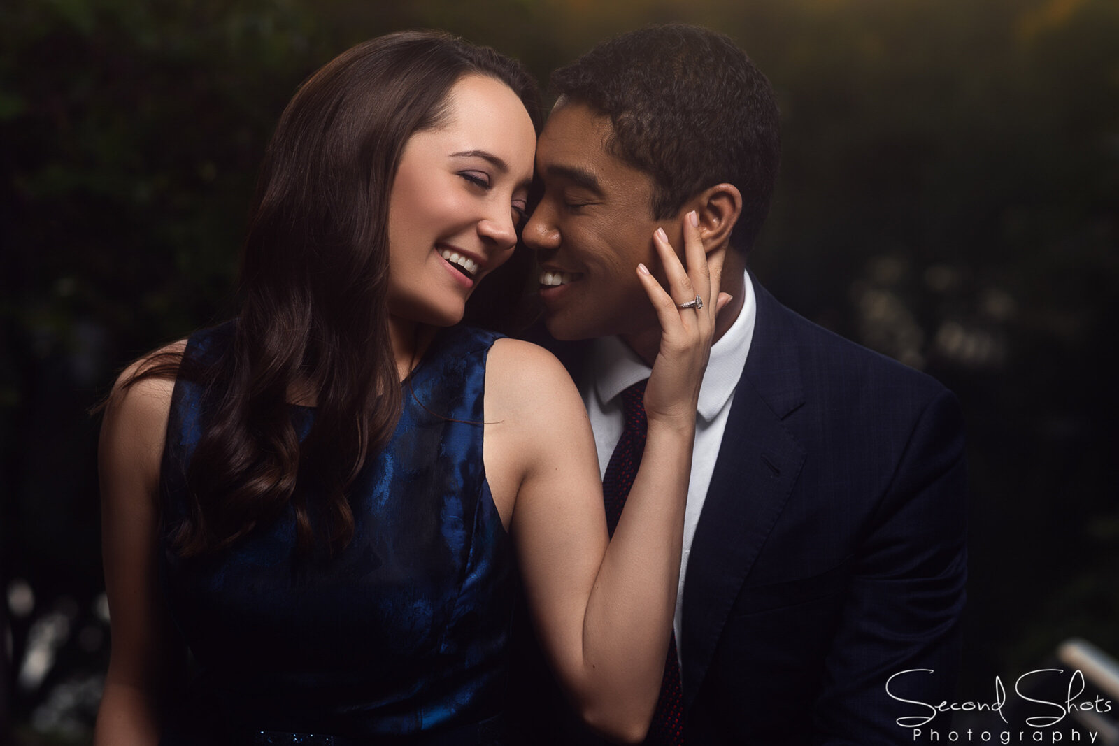 032 Houston Engagement Photos