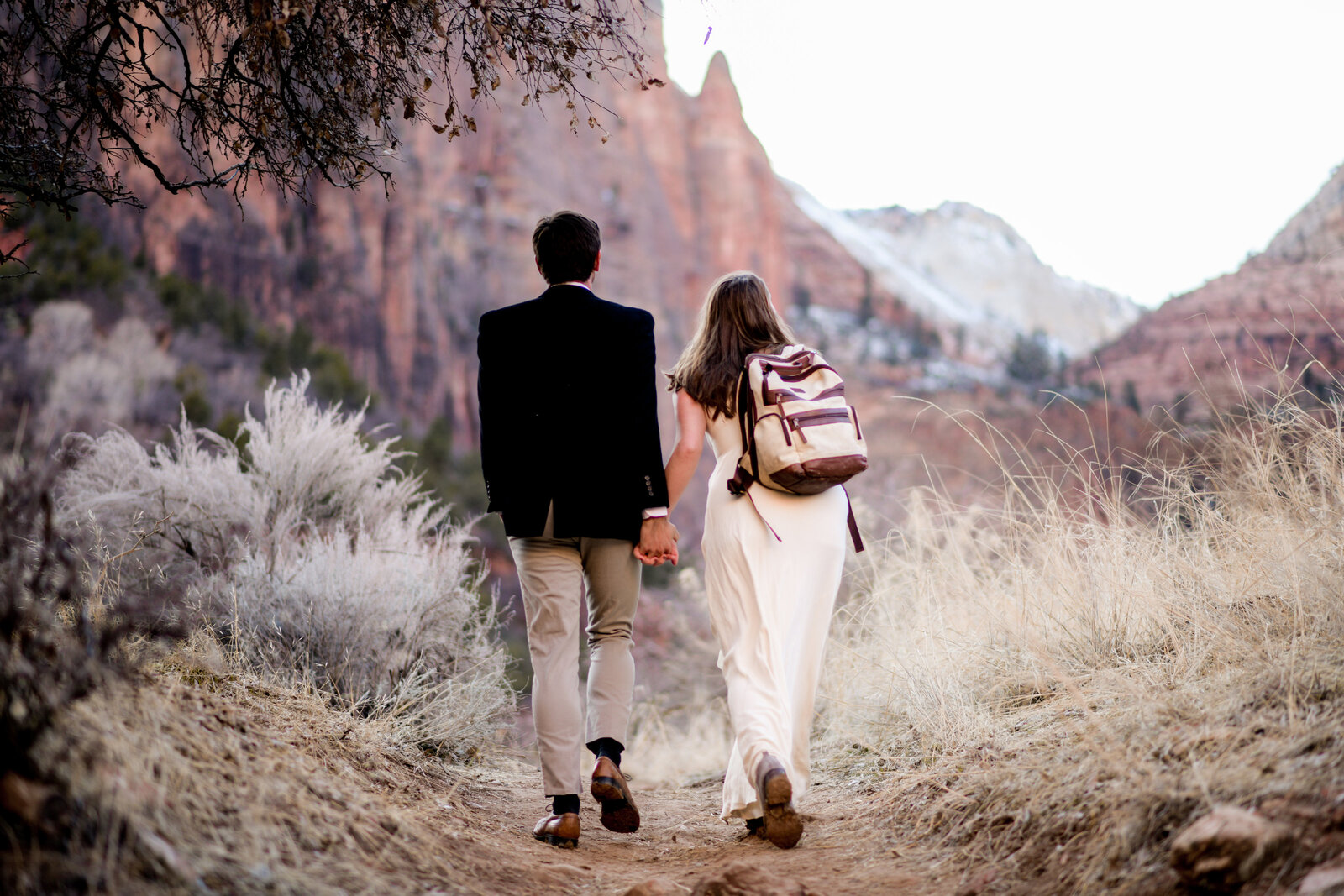 1.5.20 Zion National Park Elopement Photography by Terri Attridge-69