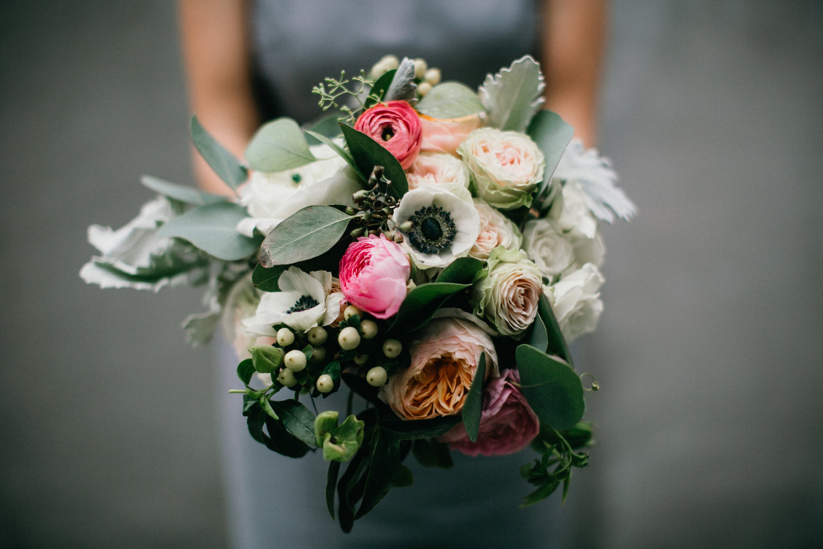 Gorgeous floral bouquet at this Philadelphia wedding.