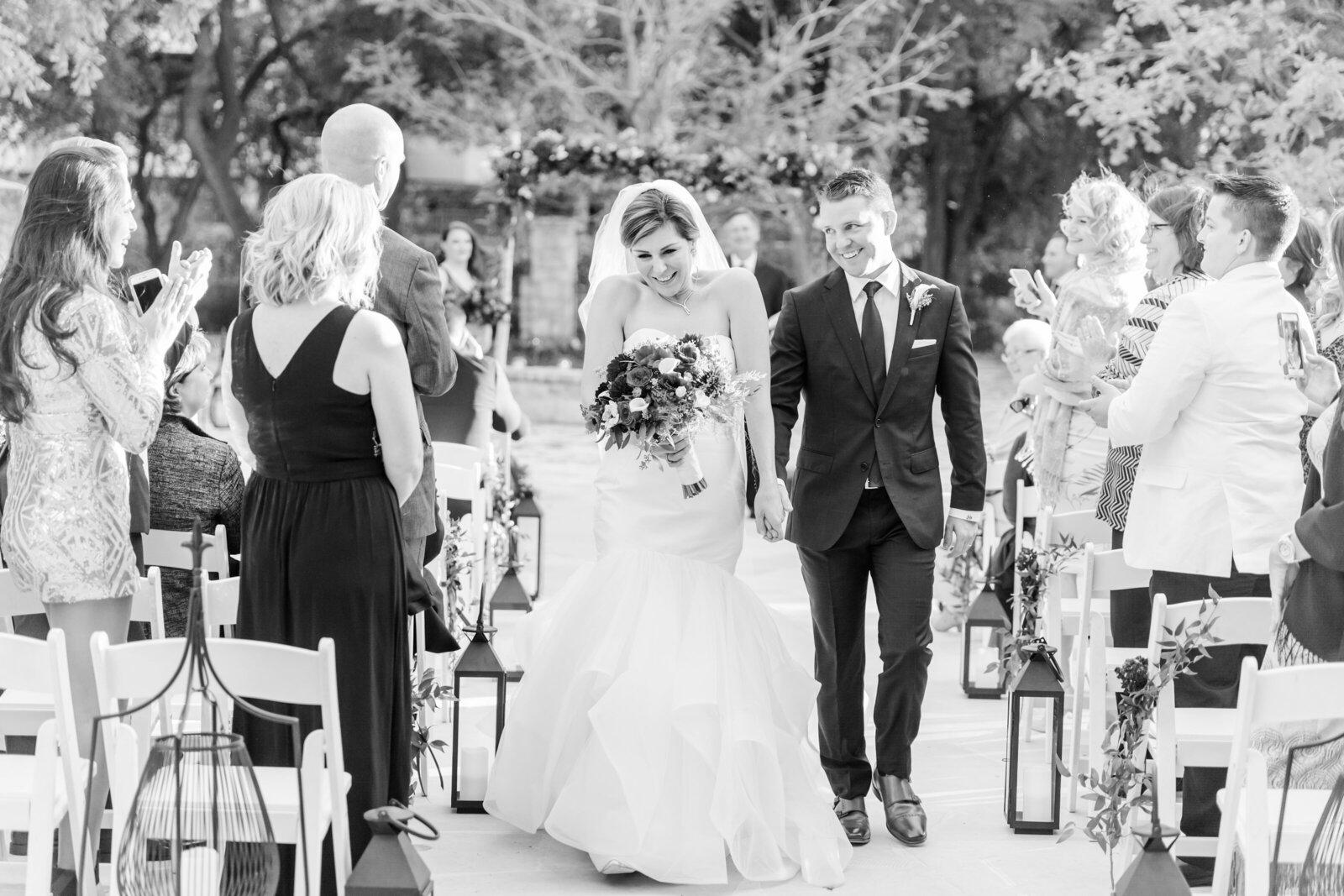 southwest school of art wedding photos by allison jeffers photography
