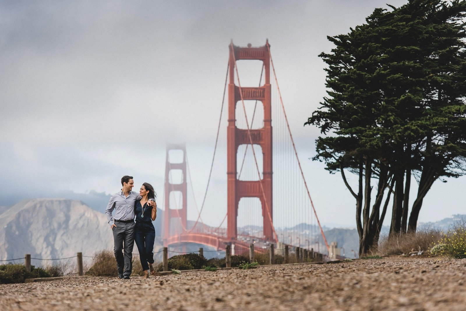 San Francisco engagement Wedding Photographer 034