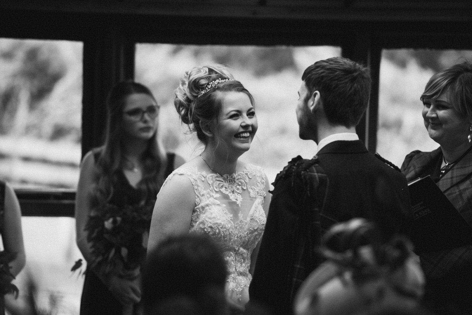 Glasgow wedding photographer vintage-10