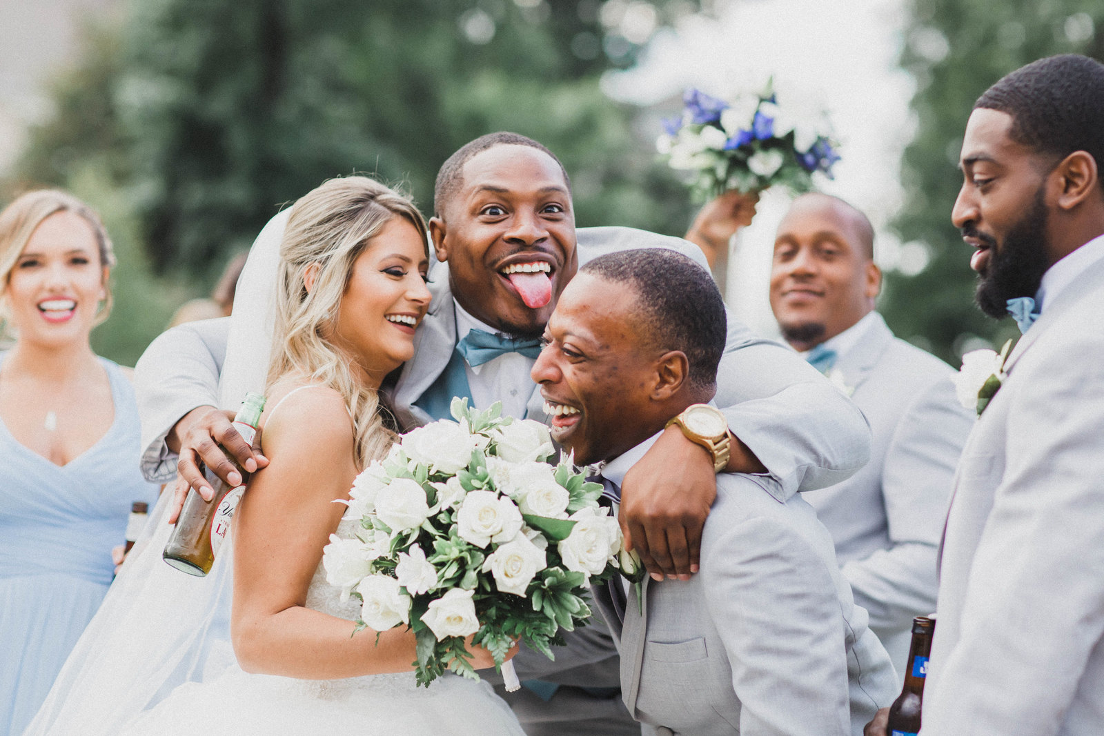 DC Wedding Photographer - M Harris Studios-1591
