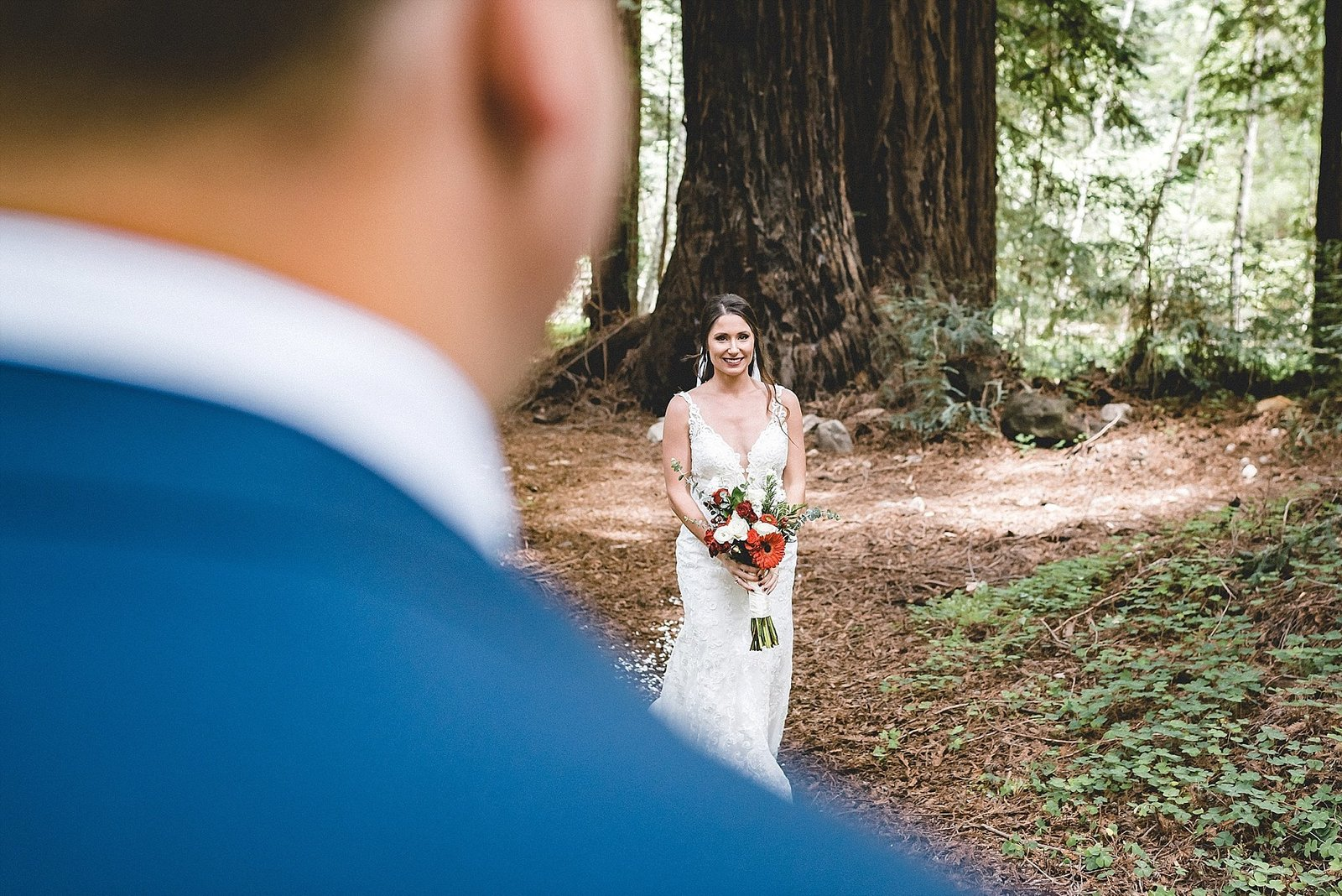 Glen Oaks Wedding Big Sur Elopement 045