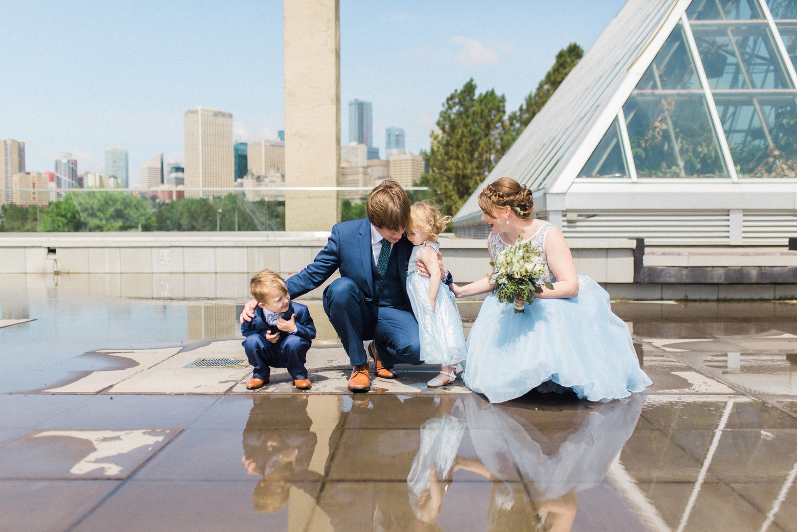 Muttart Conservatory Wedding - Edmonton Wedding Photographer33