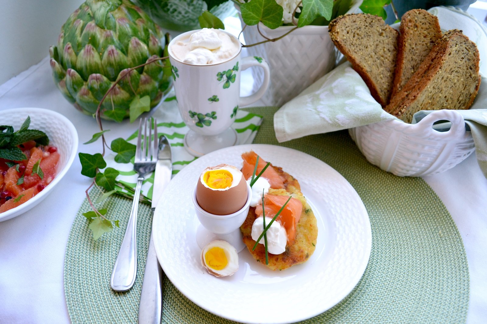 Perfect Springtime Brunch