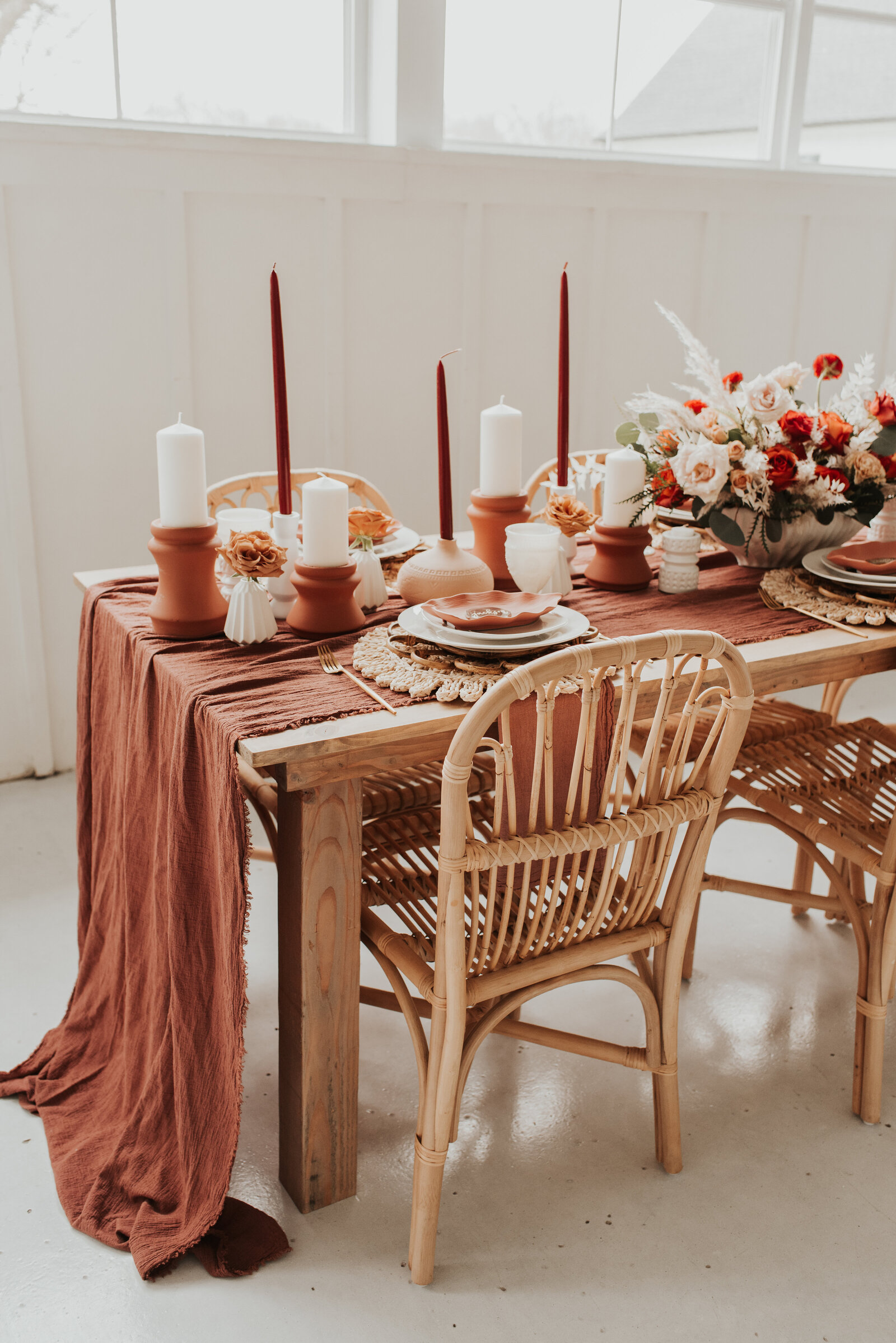 Terra Cotta Styled shoot-29