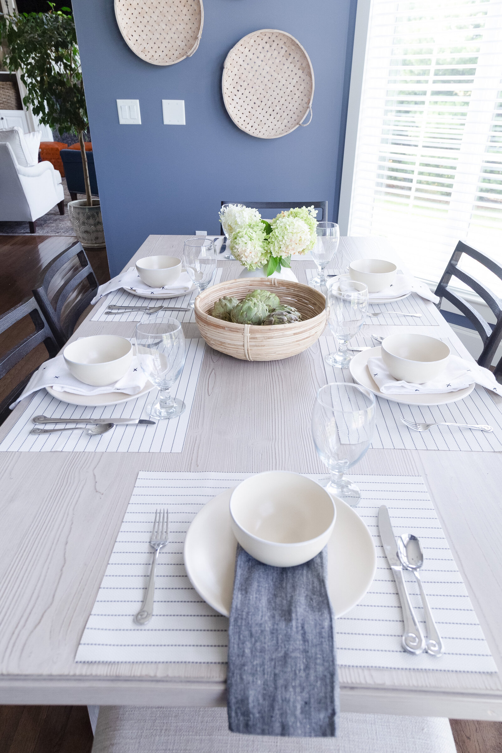 neutral table styling ideas