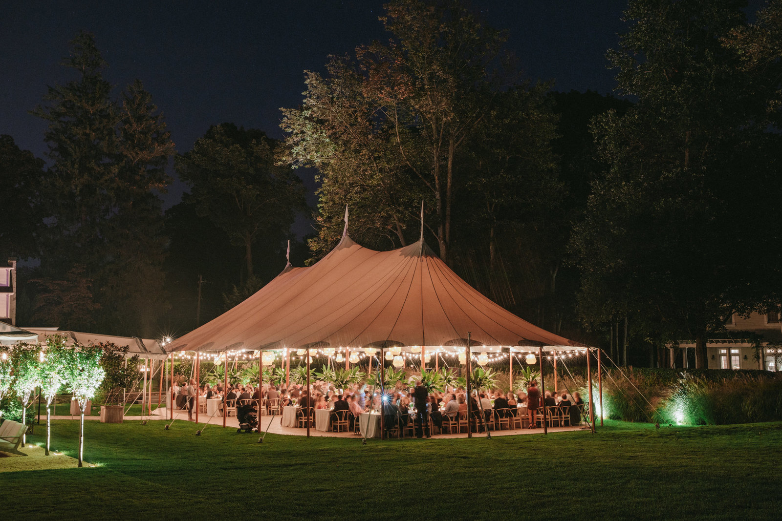 Tented Home Wedding_Boho Wedding_Darien_Connecticut_111
