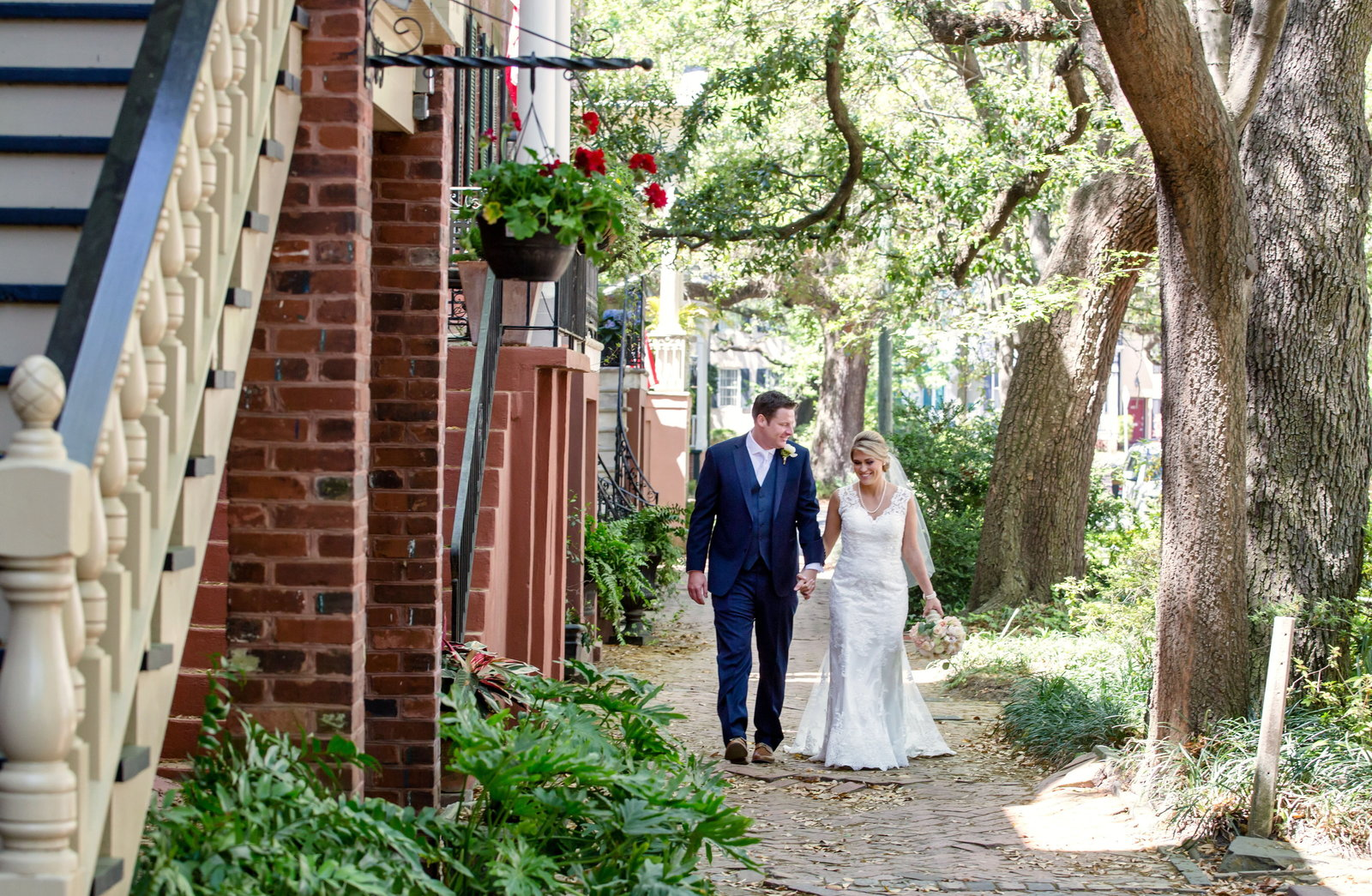Chrissy + Andrew, Savannah Wedding, Bobbi Brinkman Photography