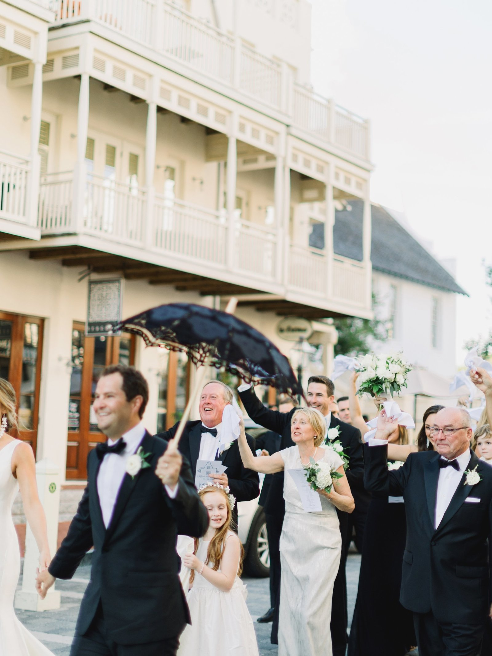 Second Line Parade Wedding Rosemary Beach 30A_0078