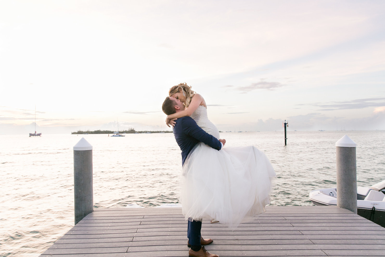 Key West Hyatt Hotel Wedding