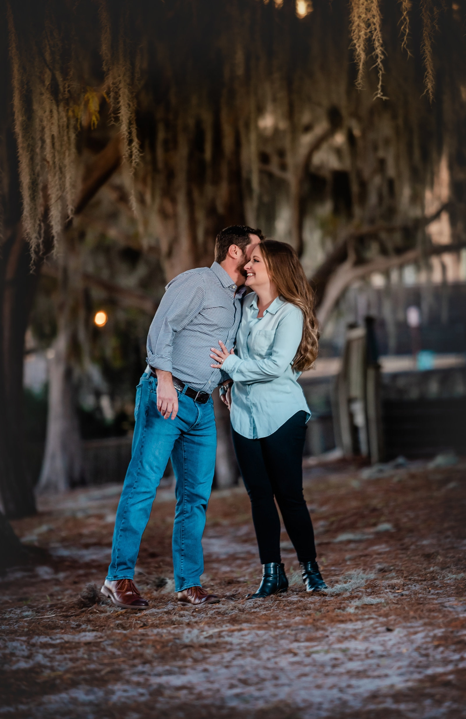 Orlando Florida Love couples Engagement Photos