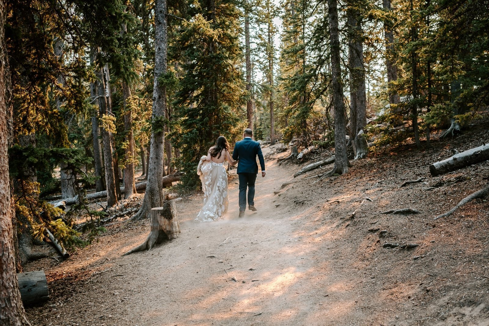 elopement packages for couples eloping in the mountains