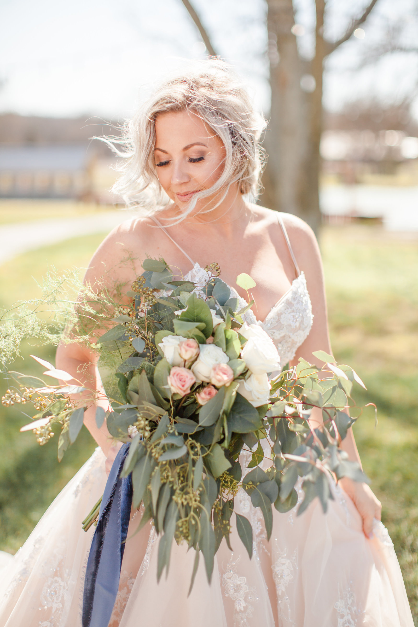 fine art wedding photography bouquet