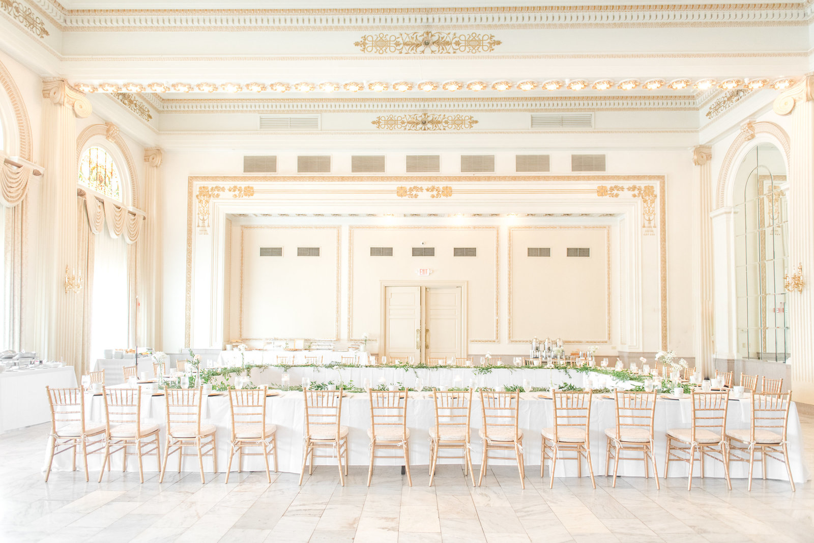 The Westin Columbus Wedding in the Ivory Ballroom