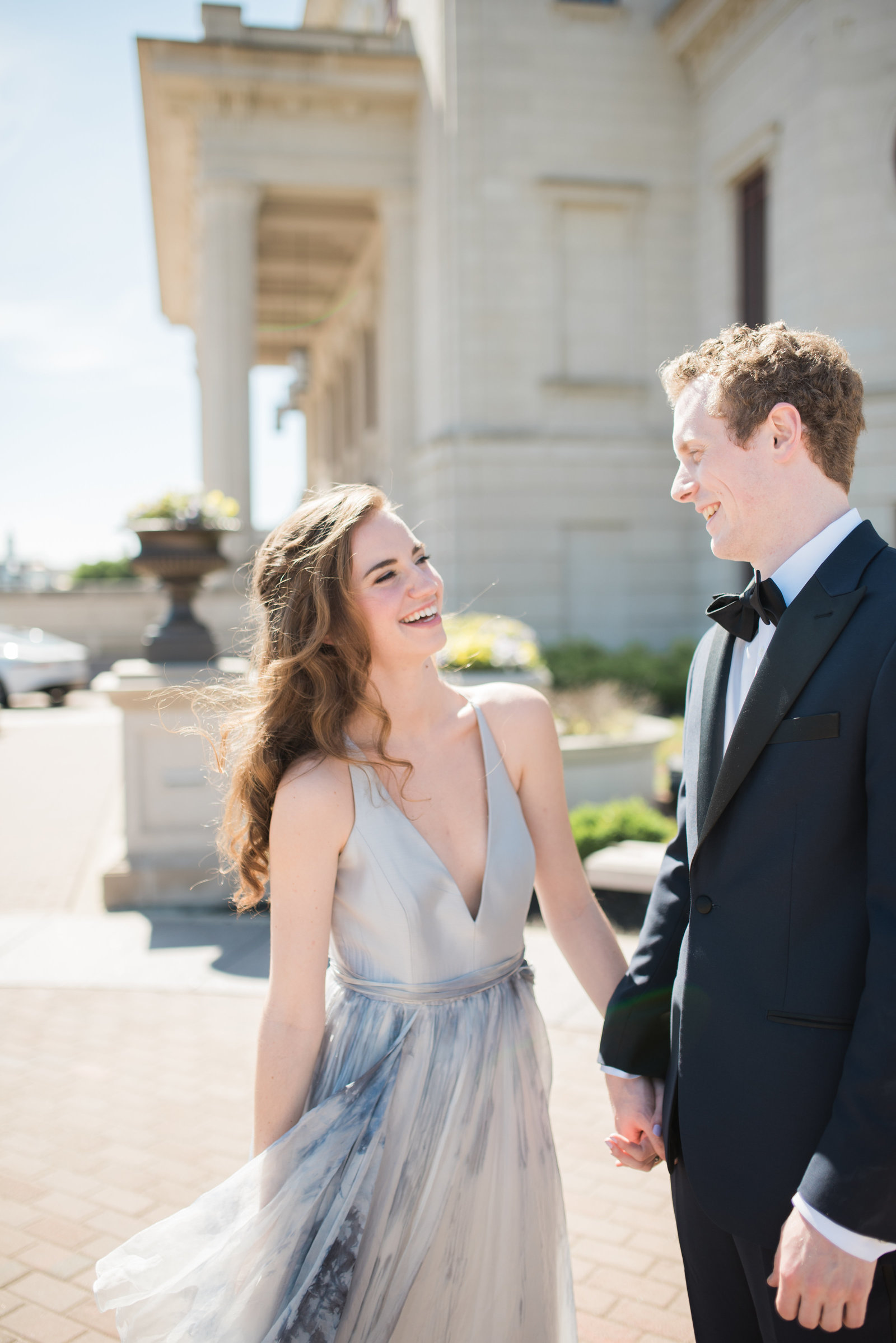 Ballet Inspired Engagement Session at the Palladium in Carmel Indiana (96 of 129)