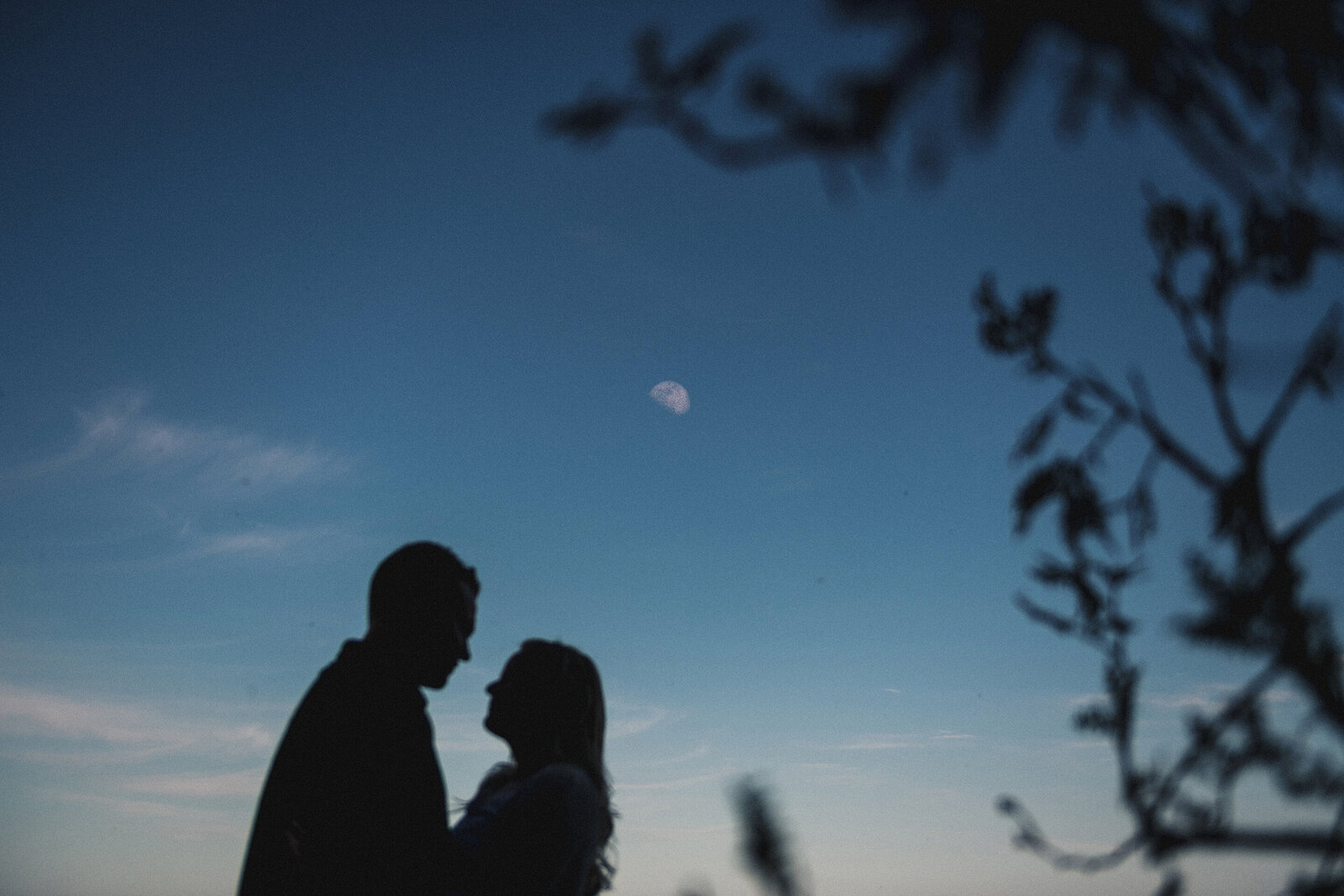 High Cliff Park engagement session