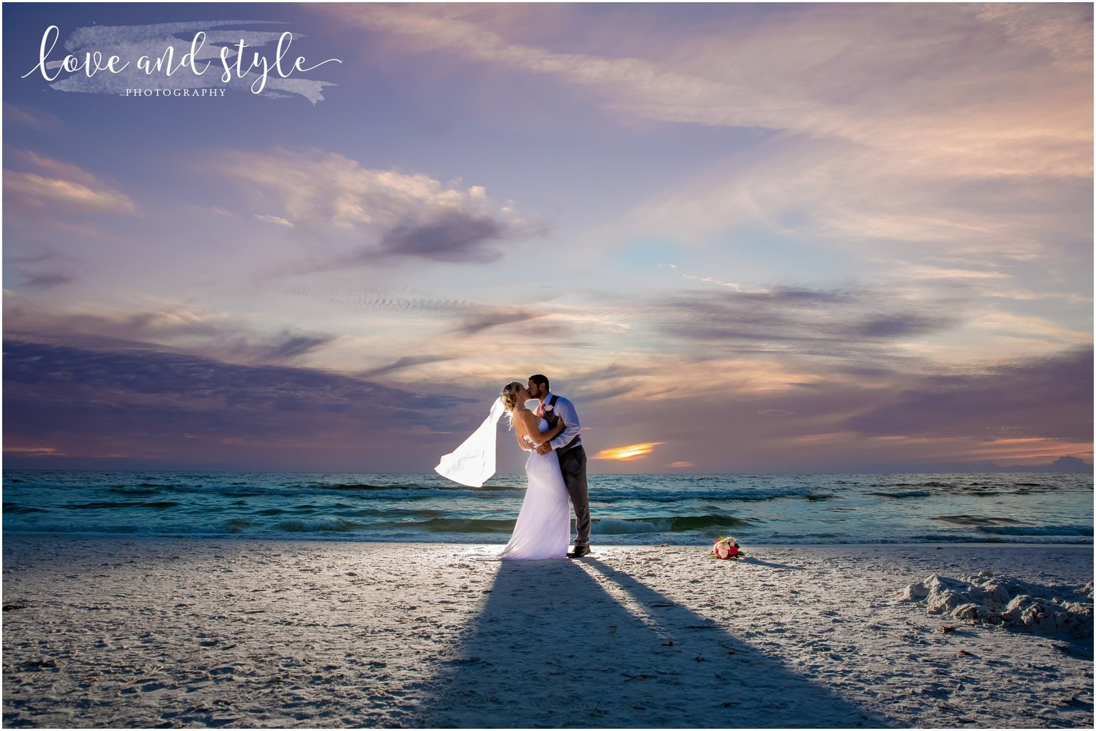 Wedding Photography on Siesta Key