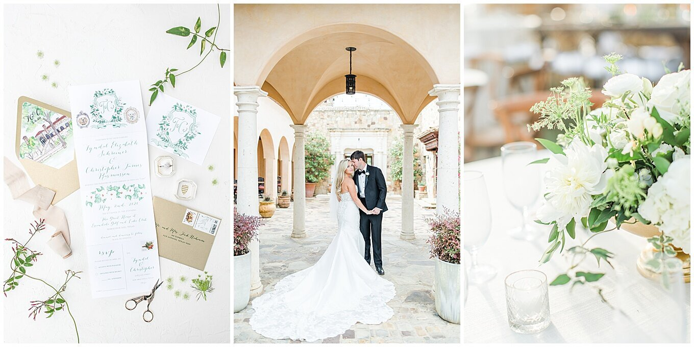 escondido golf and lake club wedding photos 1