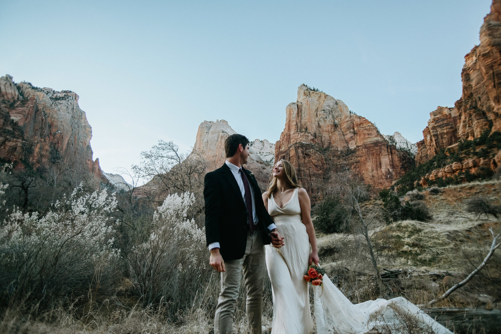 1.5.20 Zion National Park Elopement Photography by Terri Attridge-2