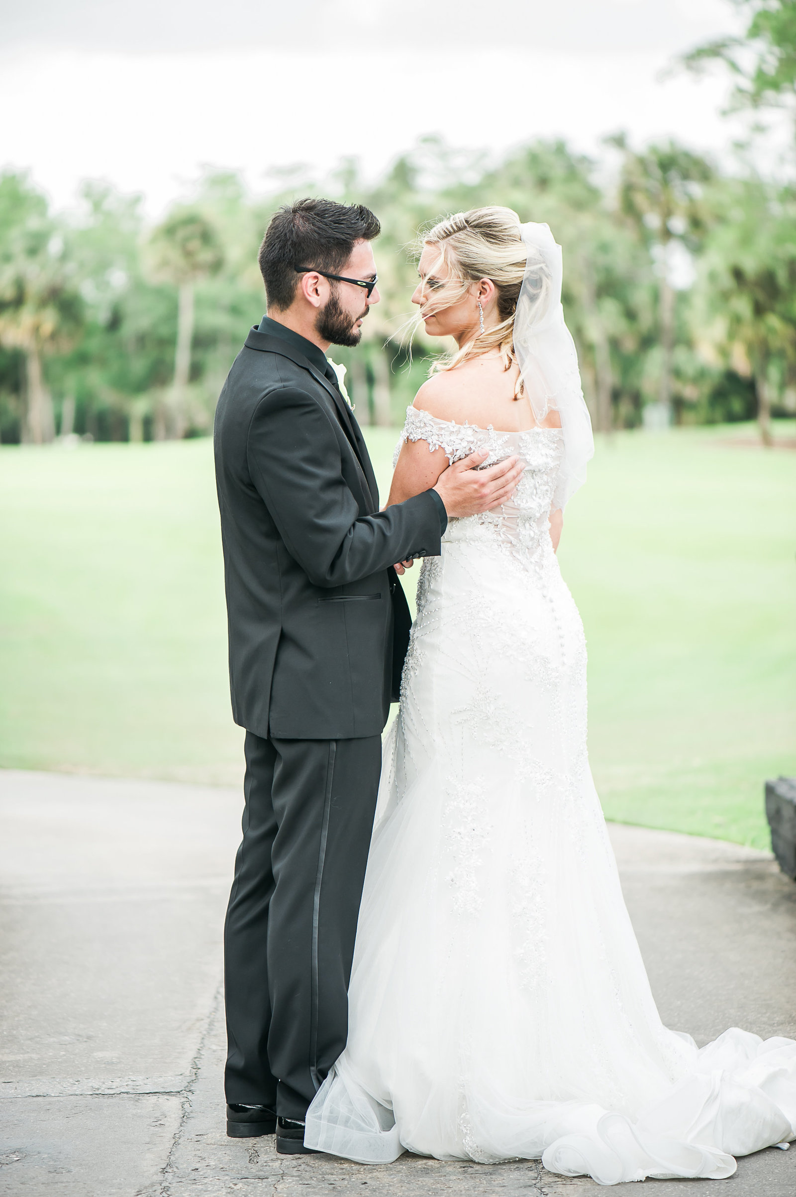 Love - Myacoo Country Club Wedding - Palm Beach Wedding Photography by Palm Beach Photography, Inc.