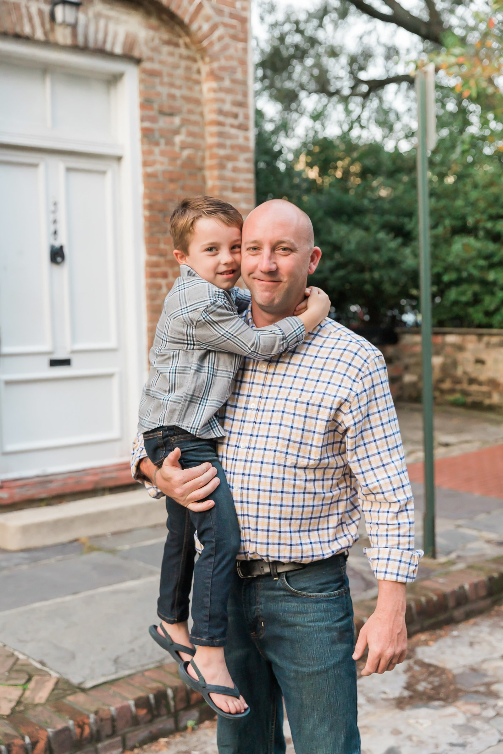 Janice Jones Photography Downtown Charleston Family Session 24