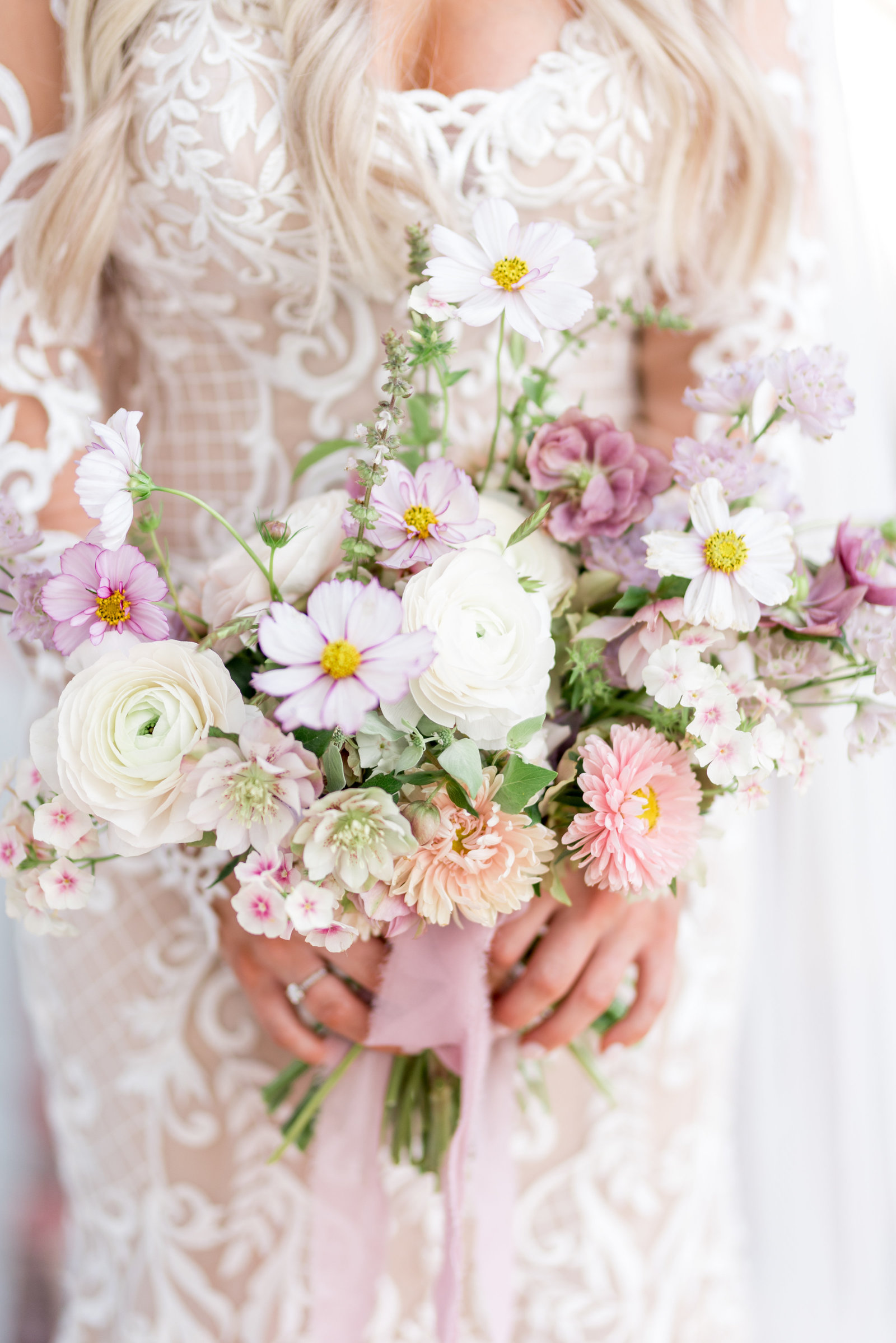 Laurel Lane Bridal Bouquet