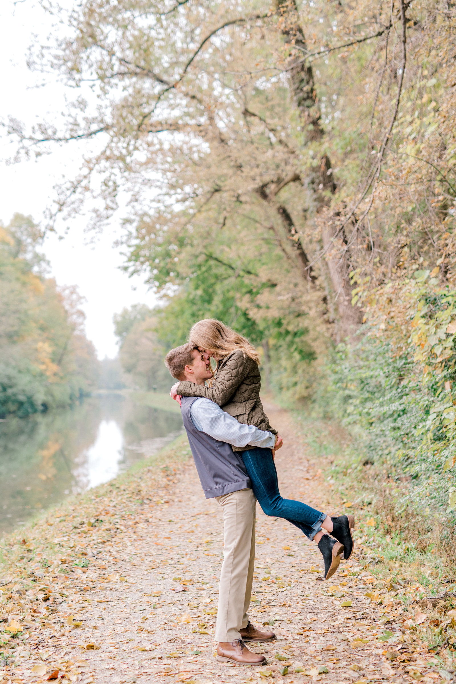 Butler University Engagement Session