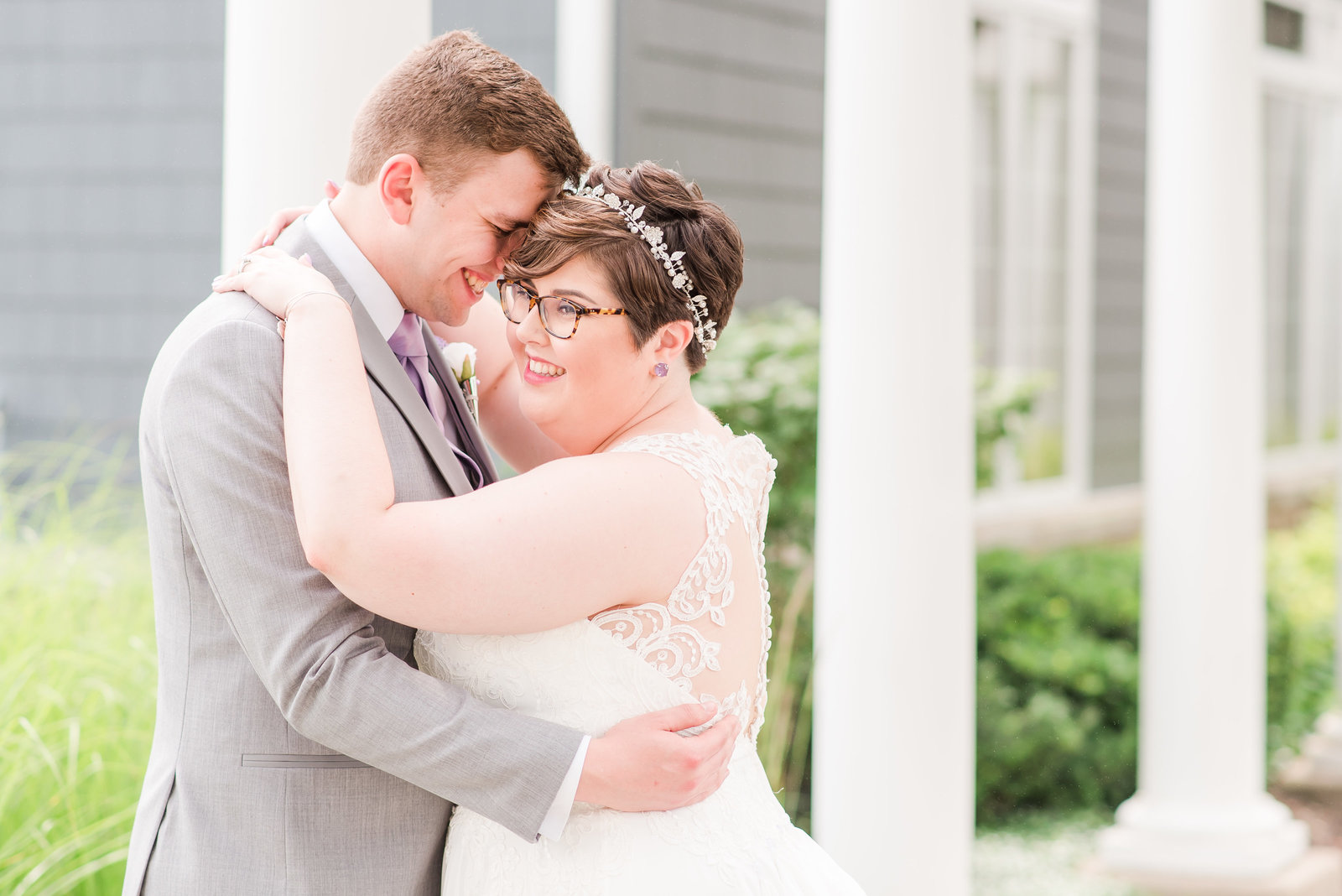 Romantic Hawthorns Country Club Wedding