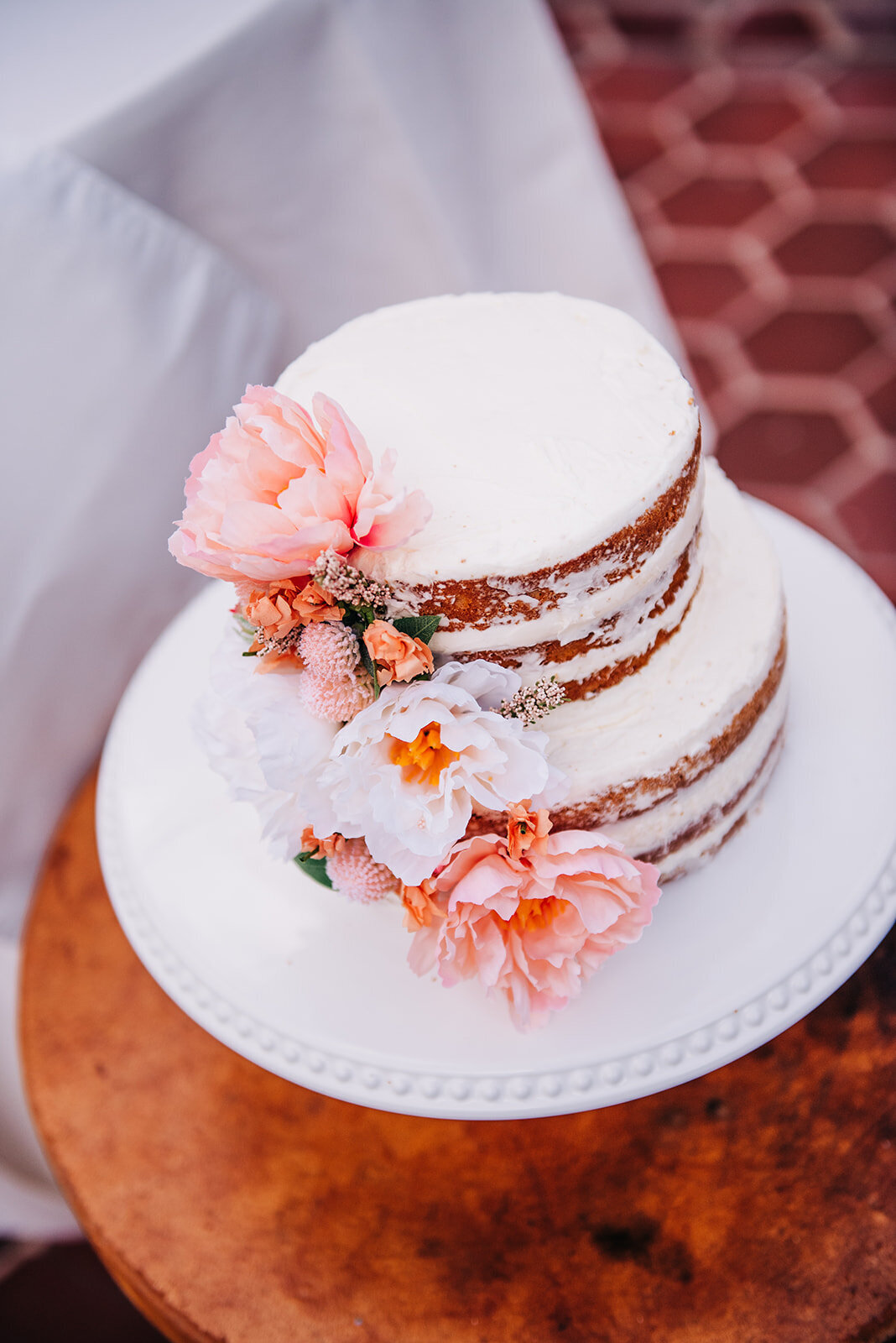 Desert Wedding, Tucson, Arizona, Wedding Cake
