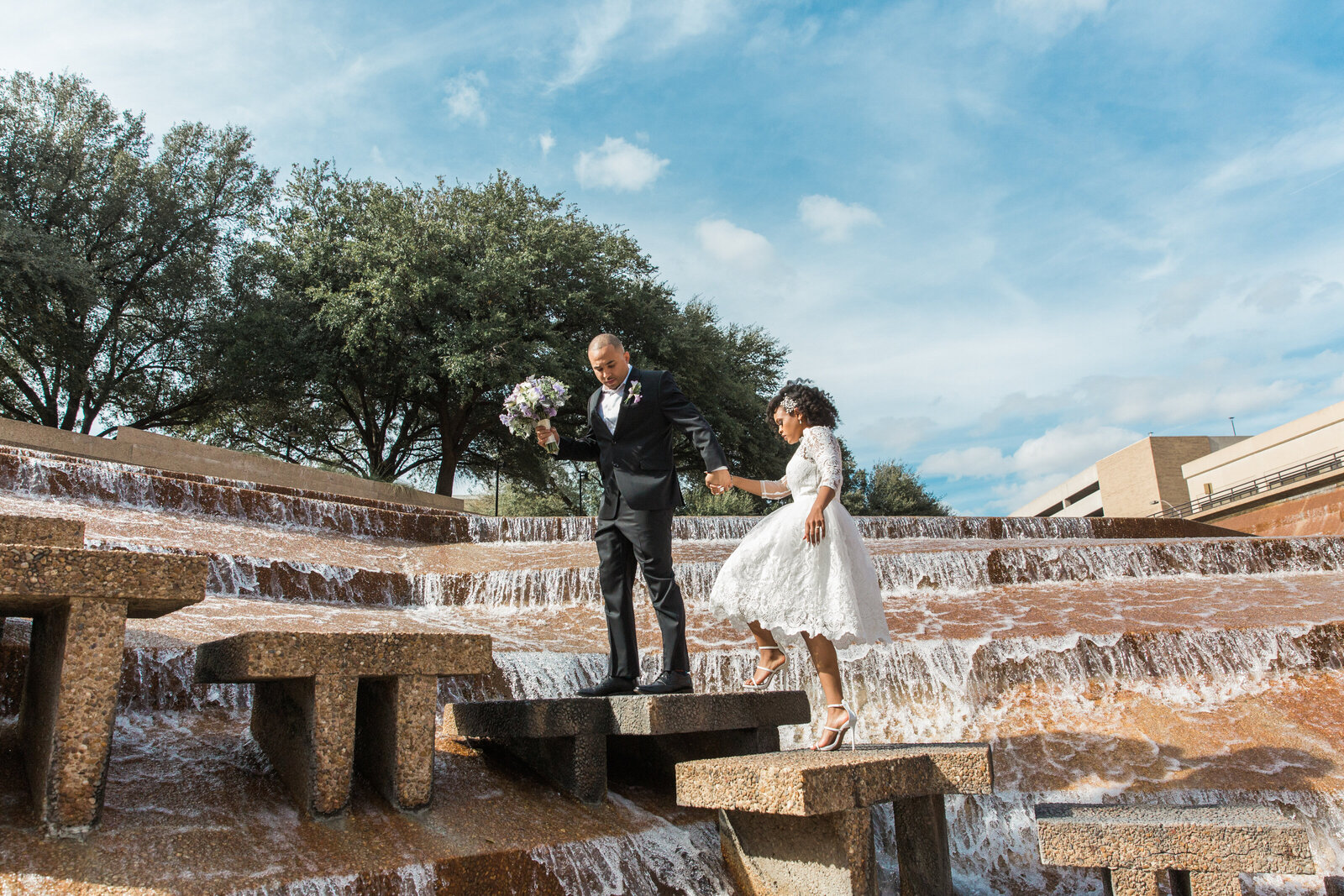 Fort Worth Wedding Photos
