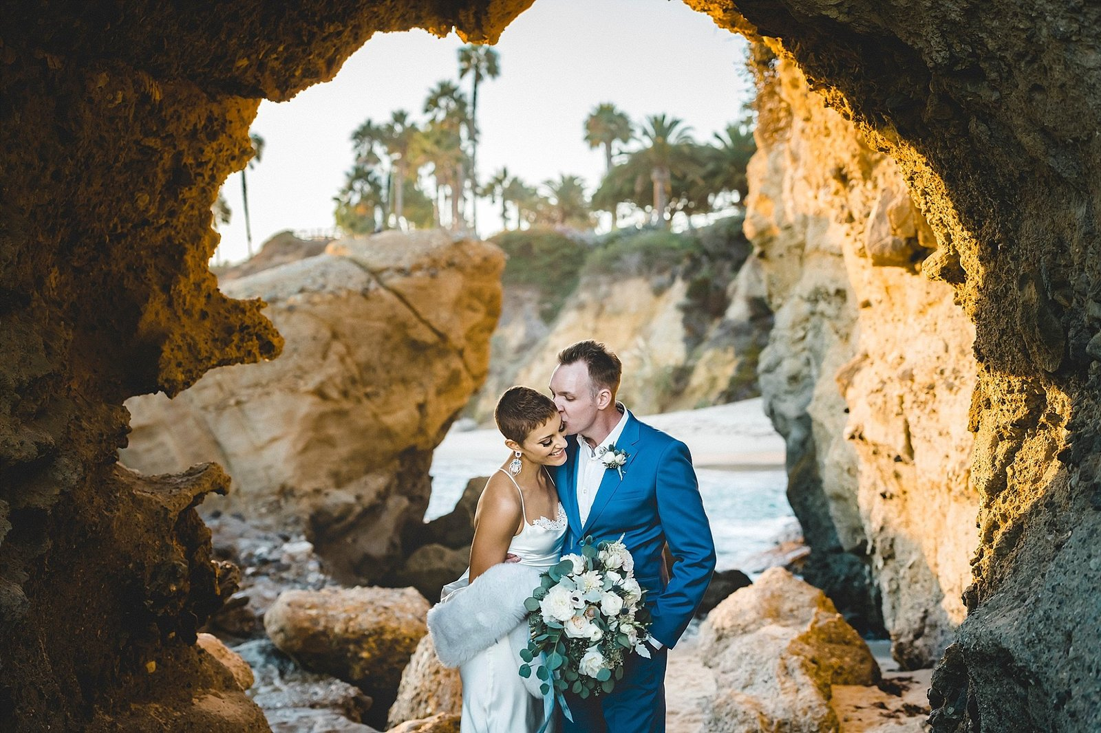 Elopement Photographer Laguna Beach Montage Wedding Elopement 0057