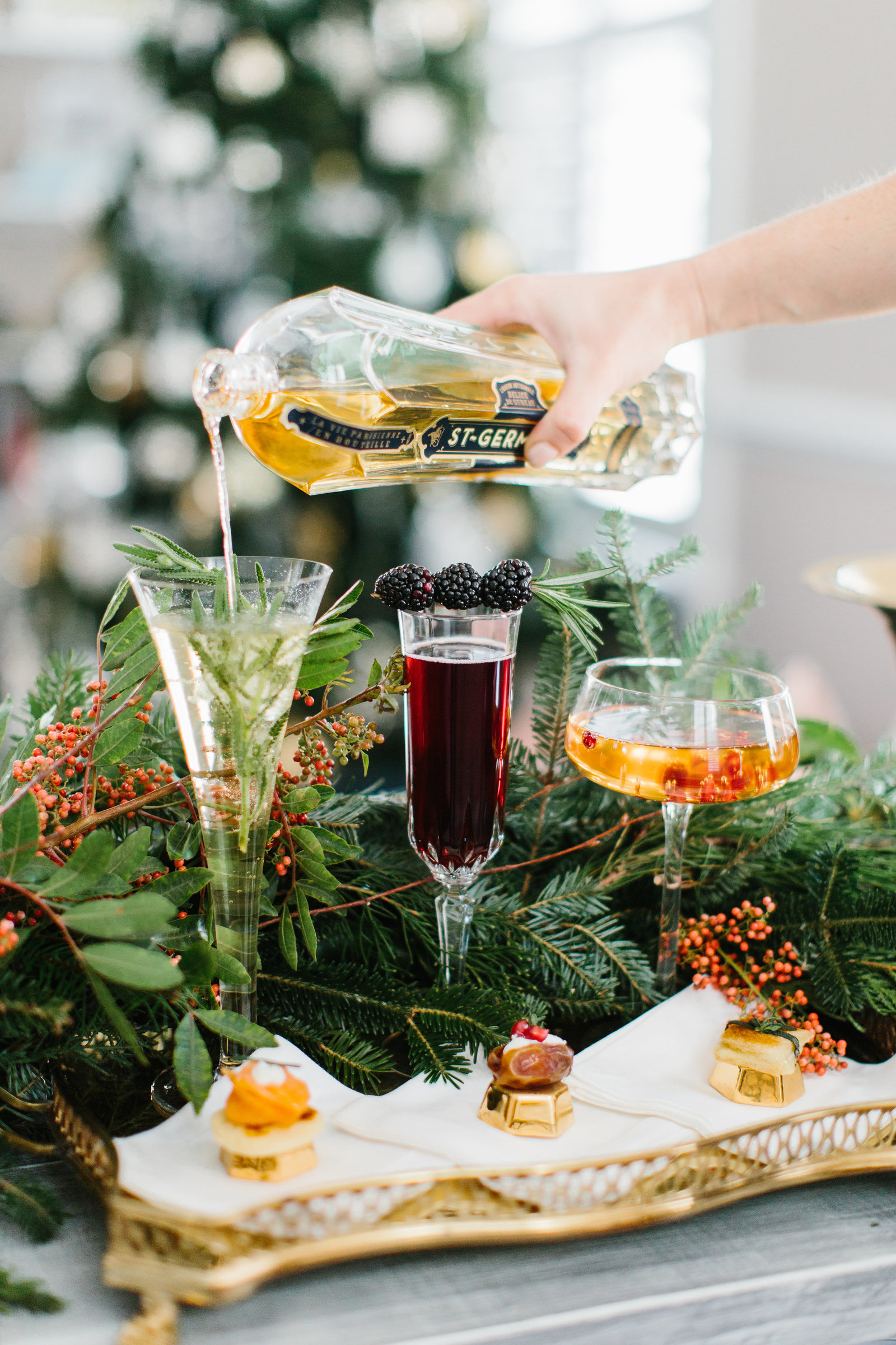 Easy Holiday Cocktails