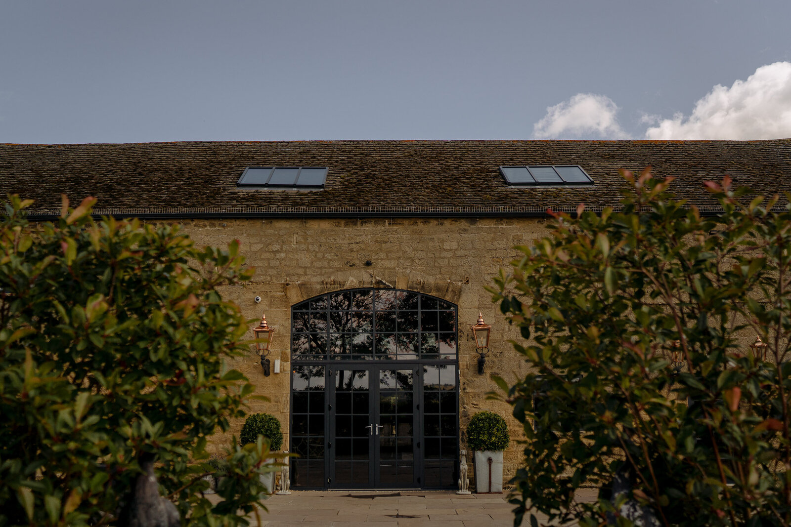 Wharfedale Grange, luxury barn wedding venue, harrogate