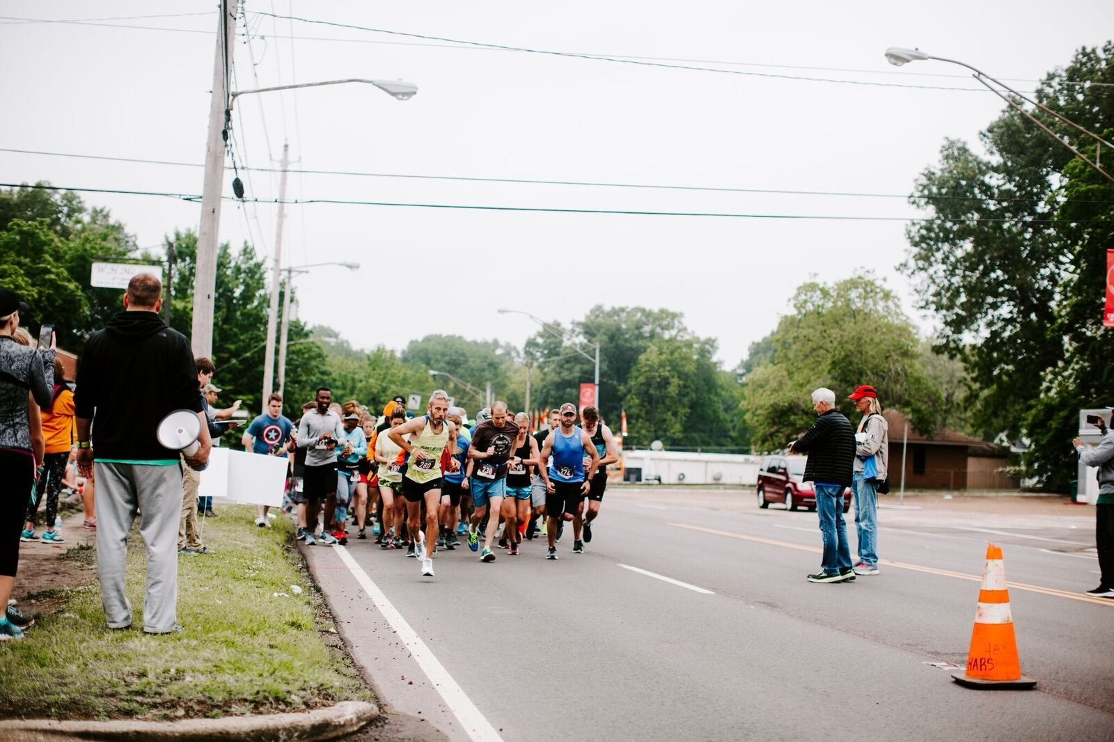 2019 West Tennessee Strawberry Festival - 5k Race - 63