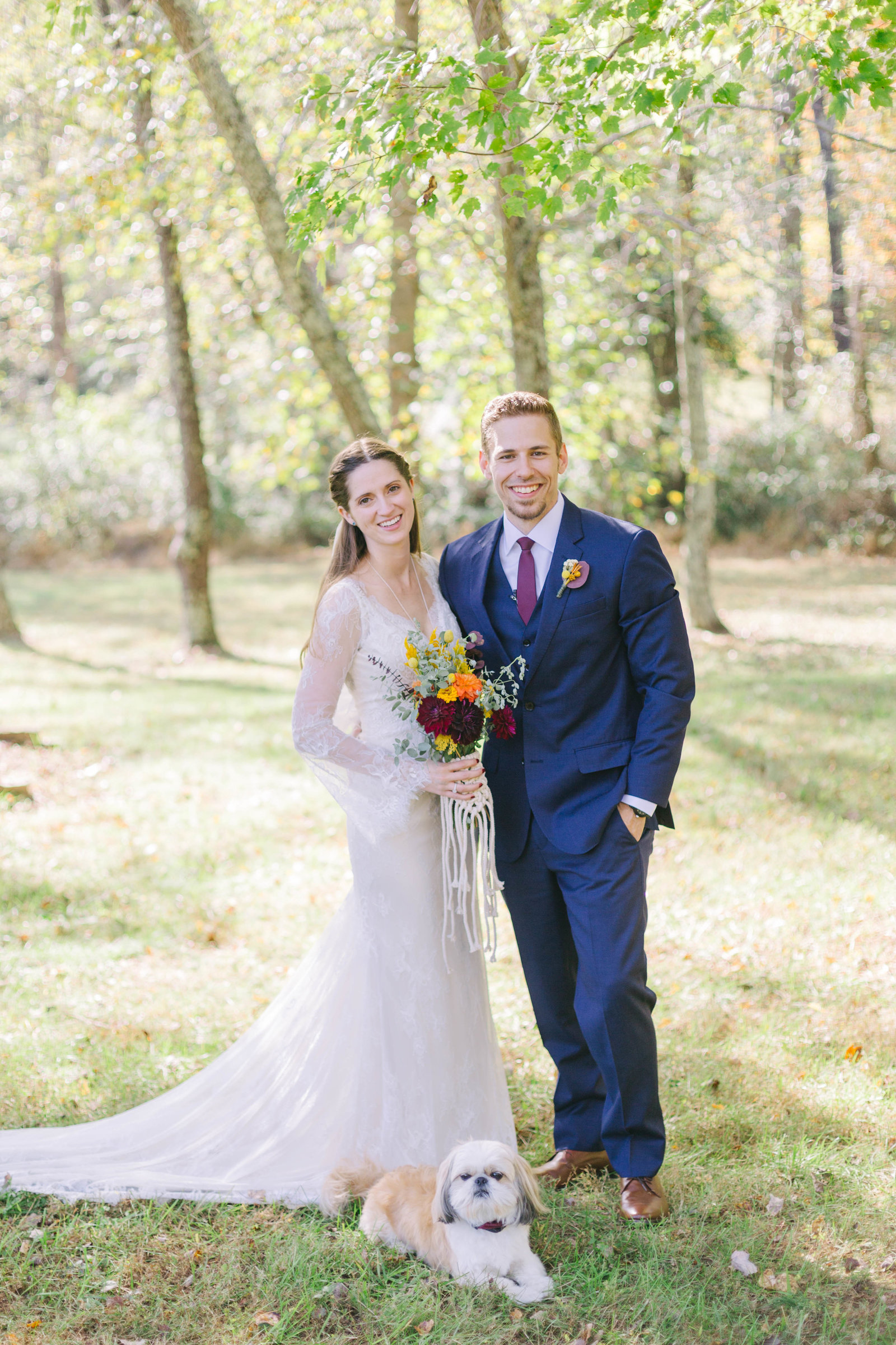 Culpeper Fall Wedding -0509