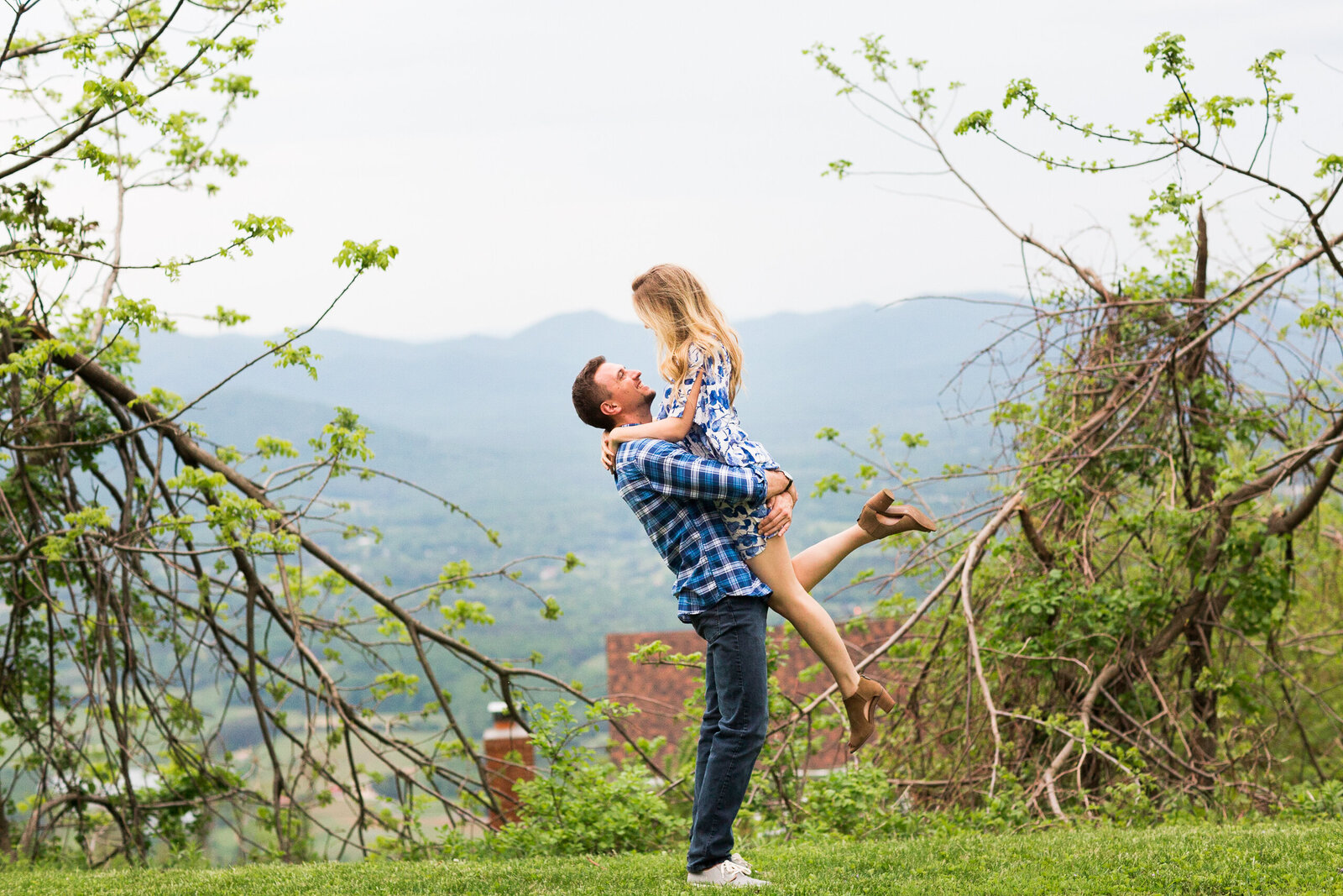 Swannanoa Engagement Session-23