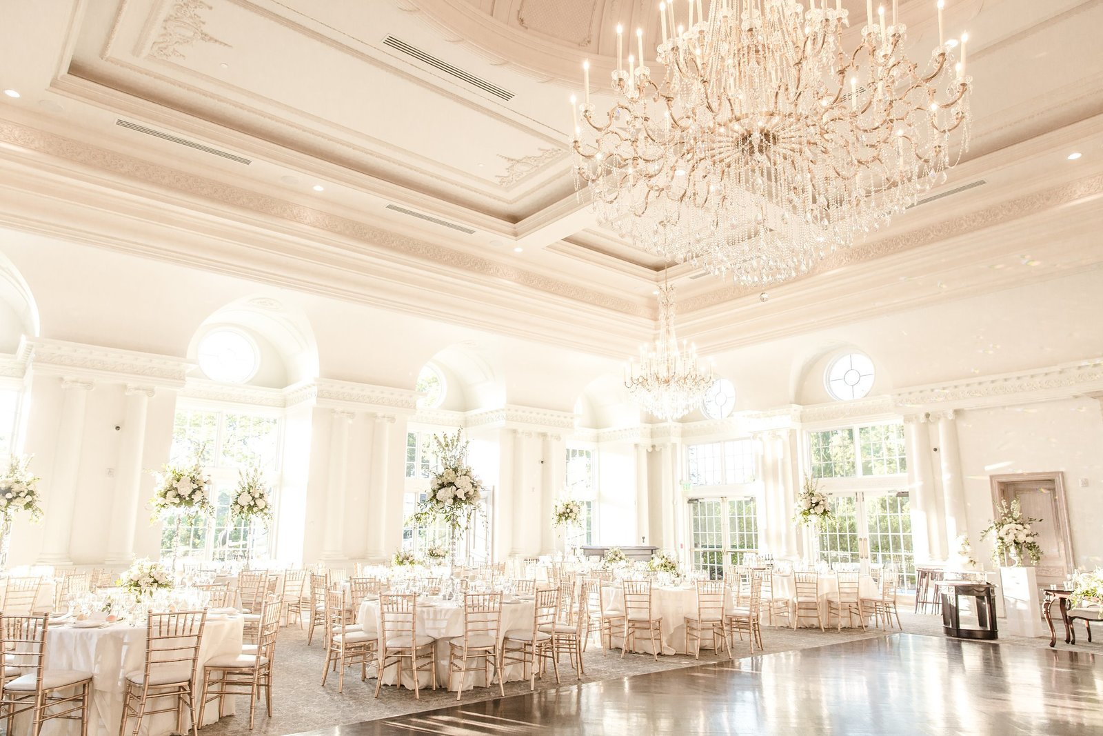 Ballroom at Park Chateau