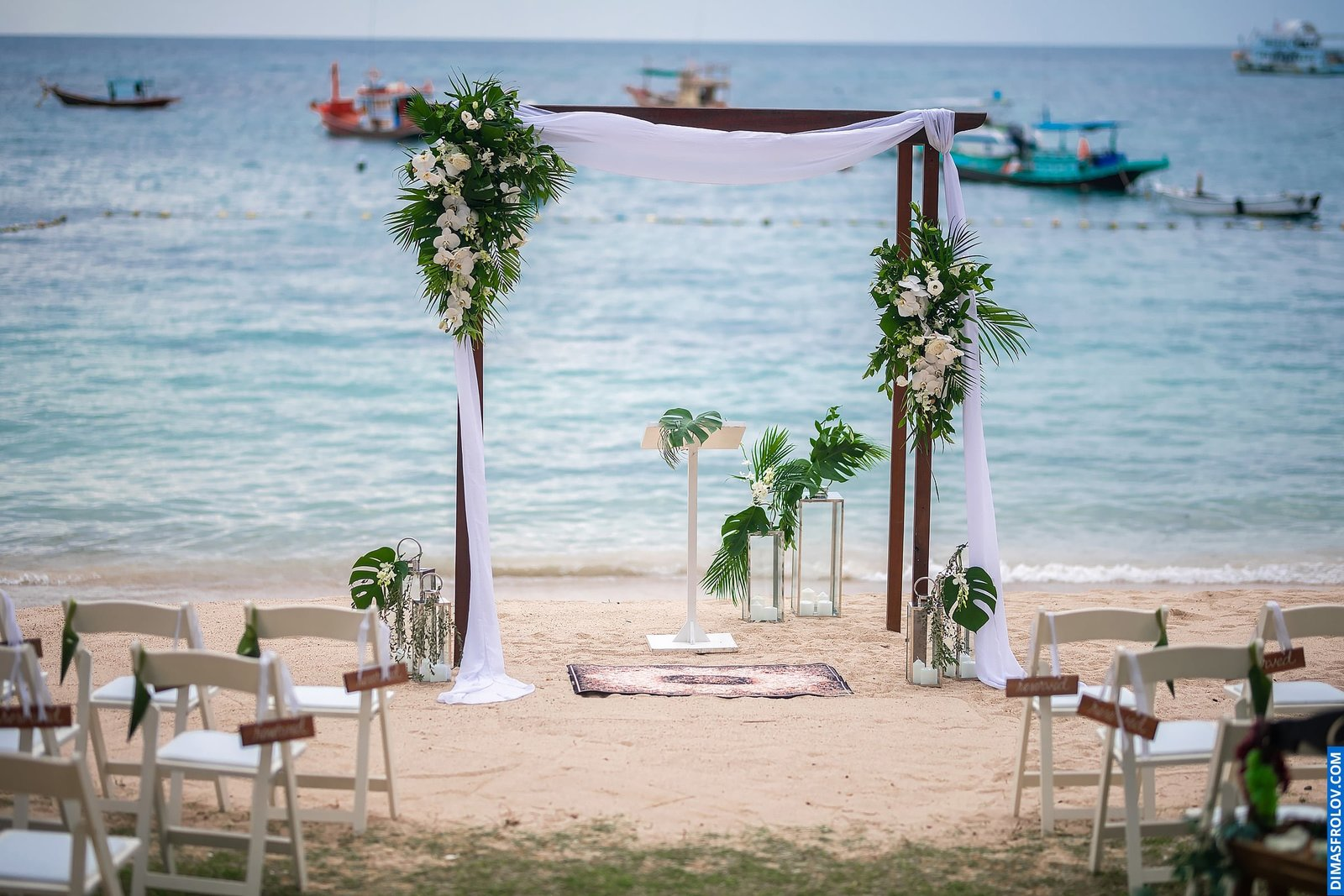 Thailand Beach Wedding Koh Tao (24)